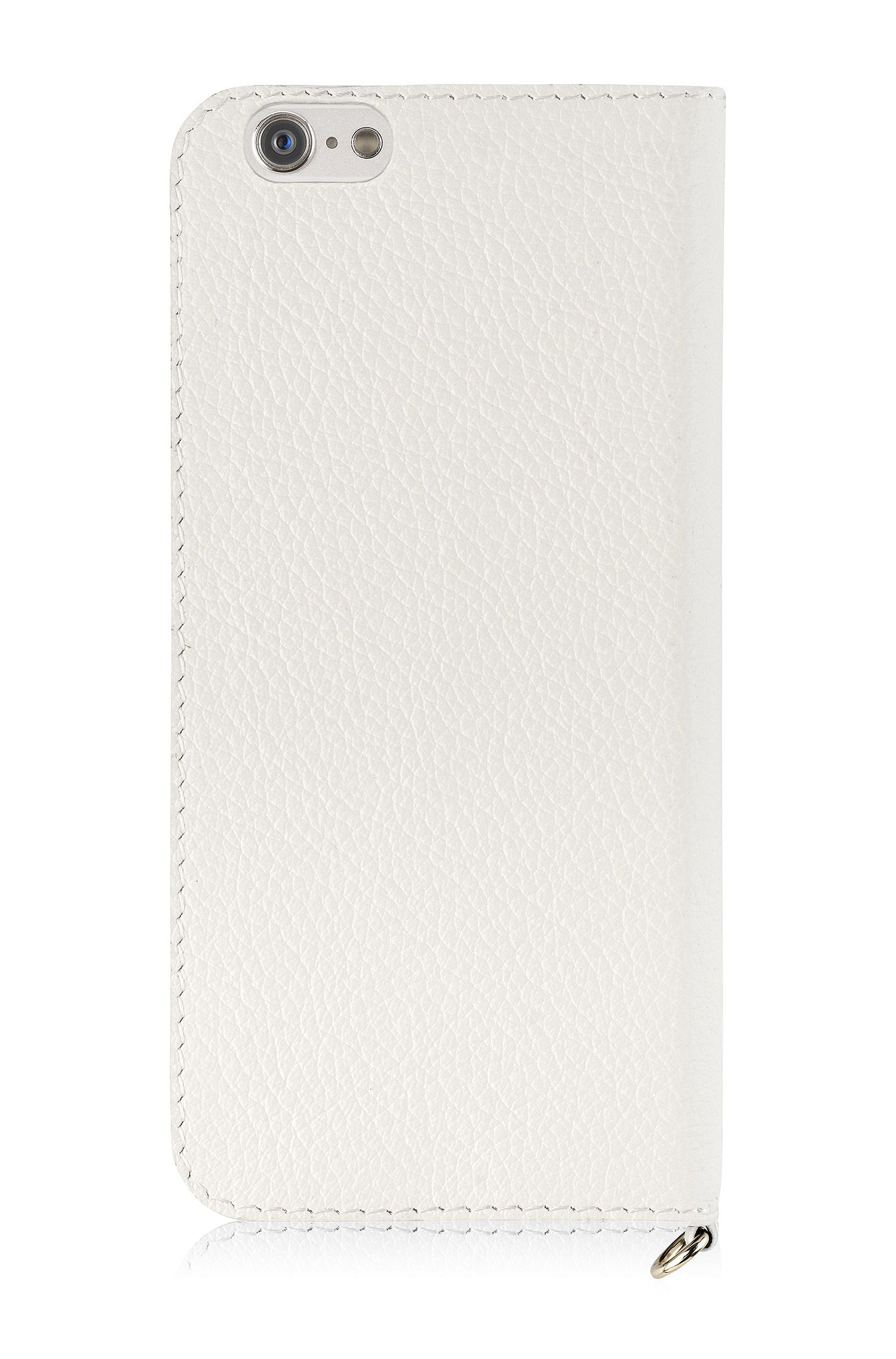 Booklet Case ´Folianti IP6 4.7 - White` für iPhone 6 4.7, Weiß