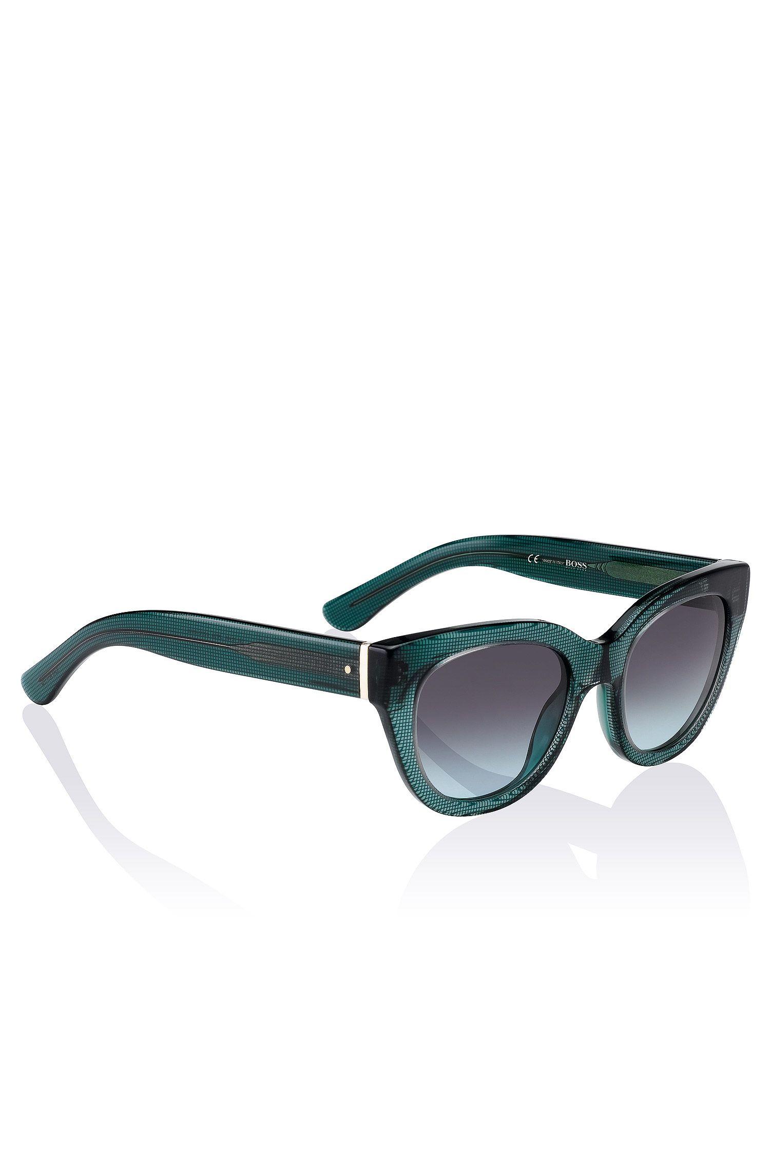 Cat eye-zonnebril heren 'BOSS 0715/S'
