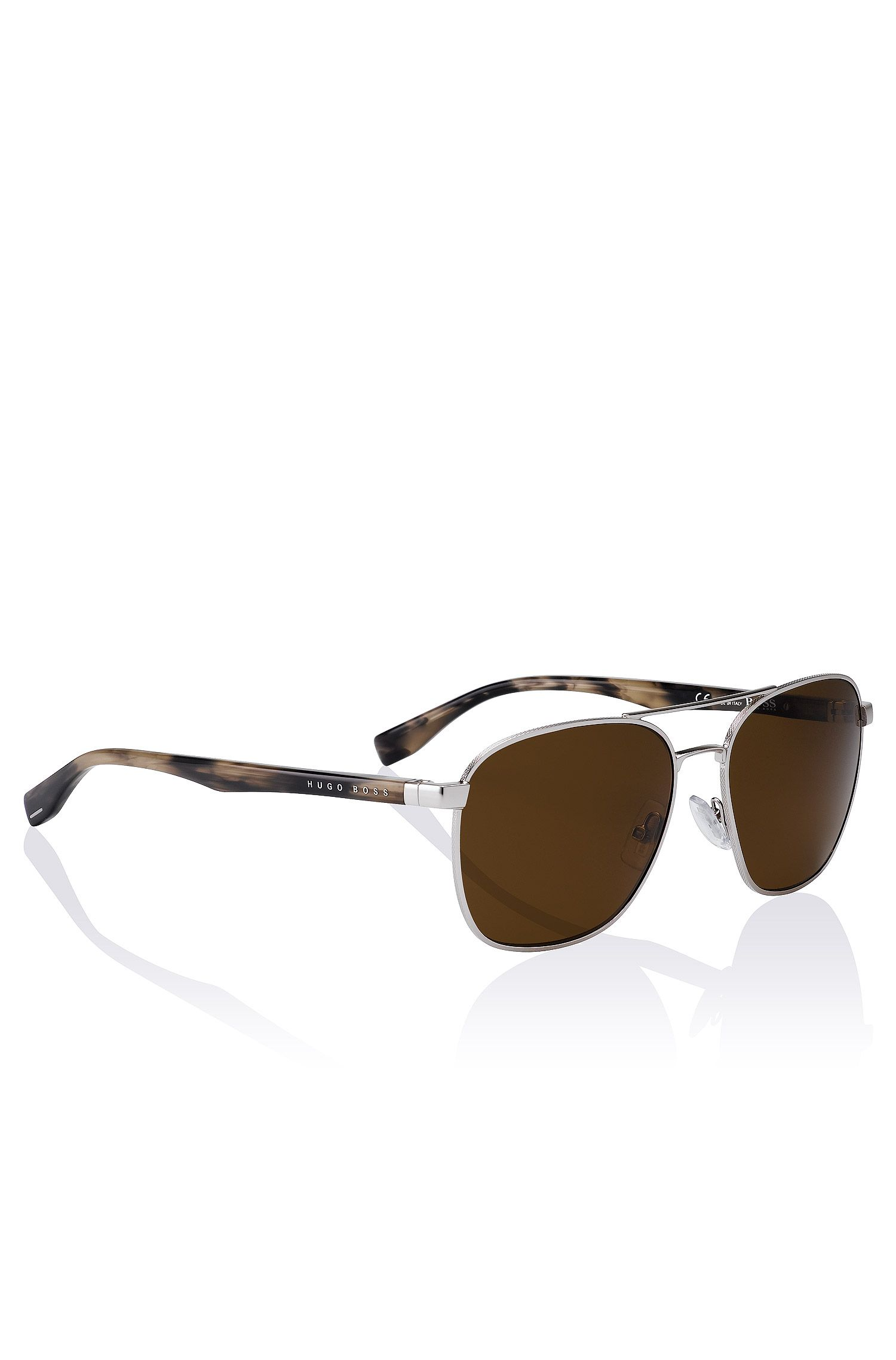 Lunettes de soleil style aviateur «BOSS 0701/S»