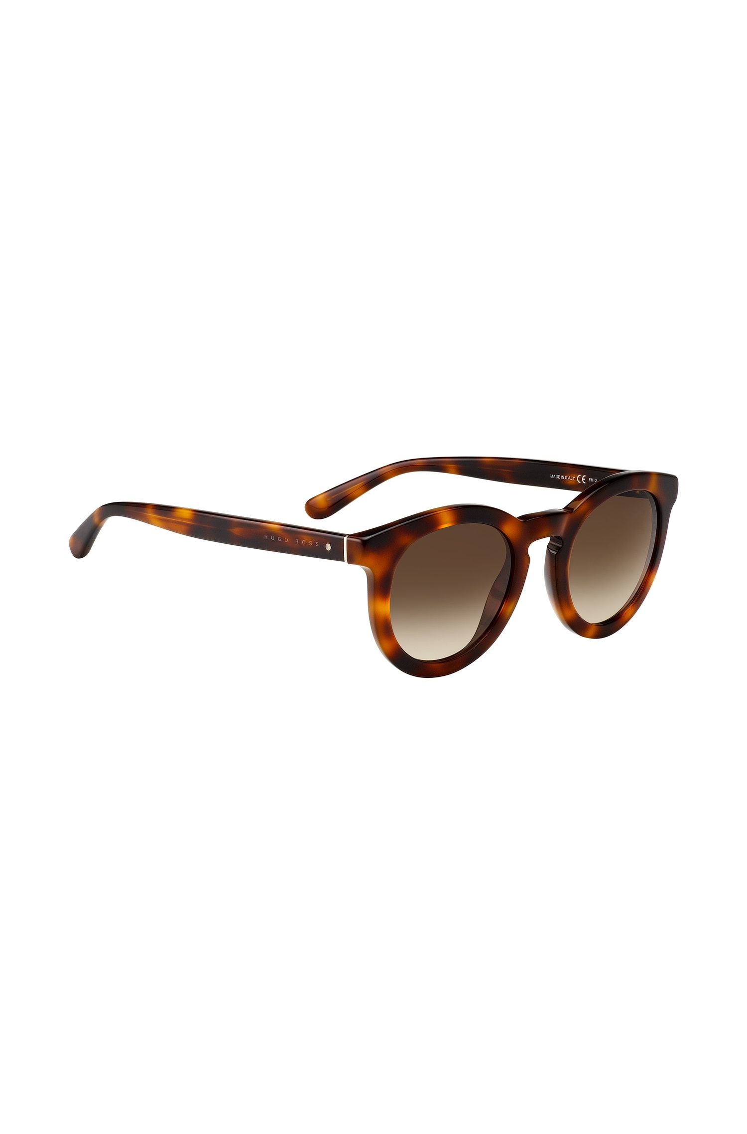 Sunglasses with patterned fully-rimmed frames: '0742/S'
