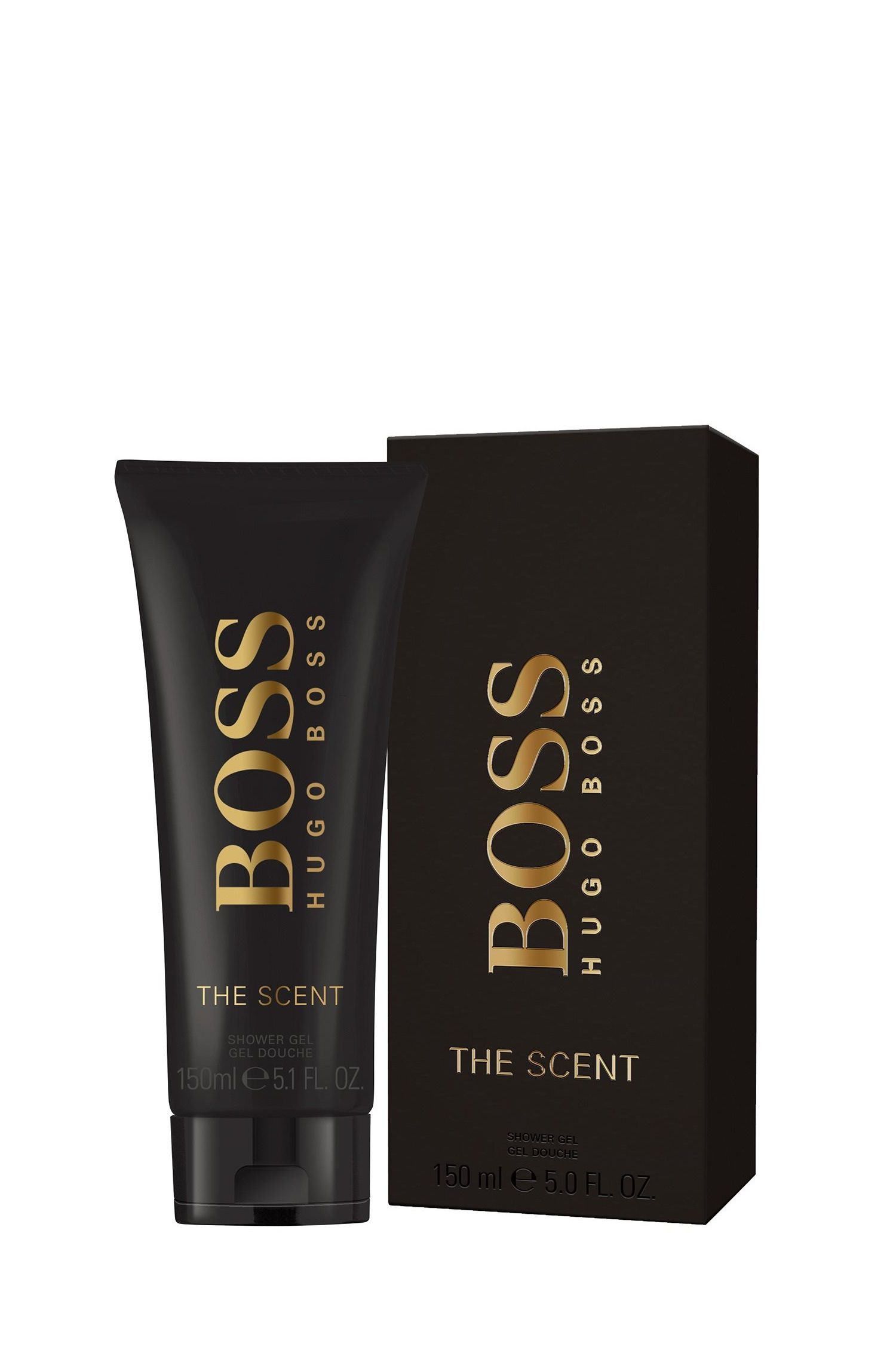 Gel de ducha BOSS The Scent 150 ml, Assorted-Pre-Pack