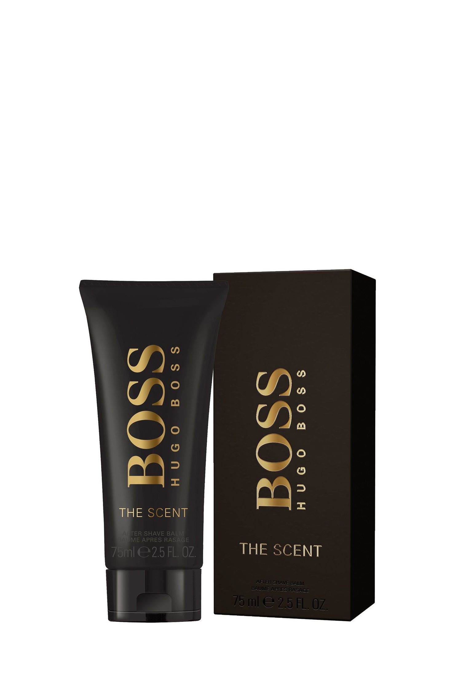 BOSS The Scent Aftershave-Balsam 75 ml, Assorted-Pre-Pack