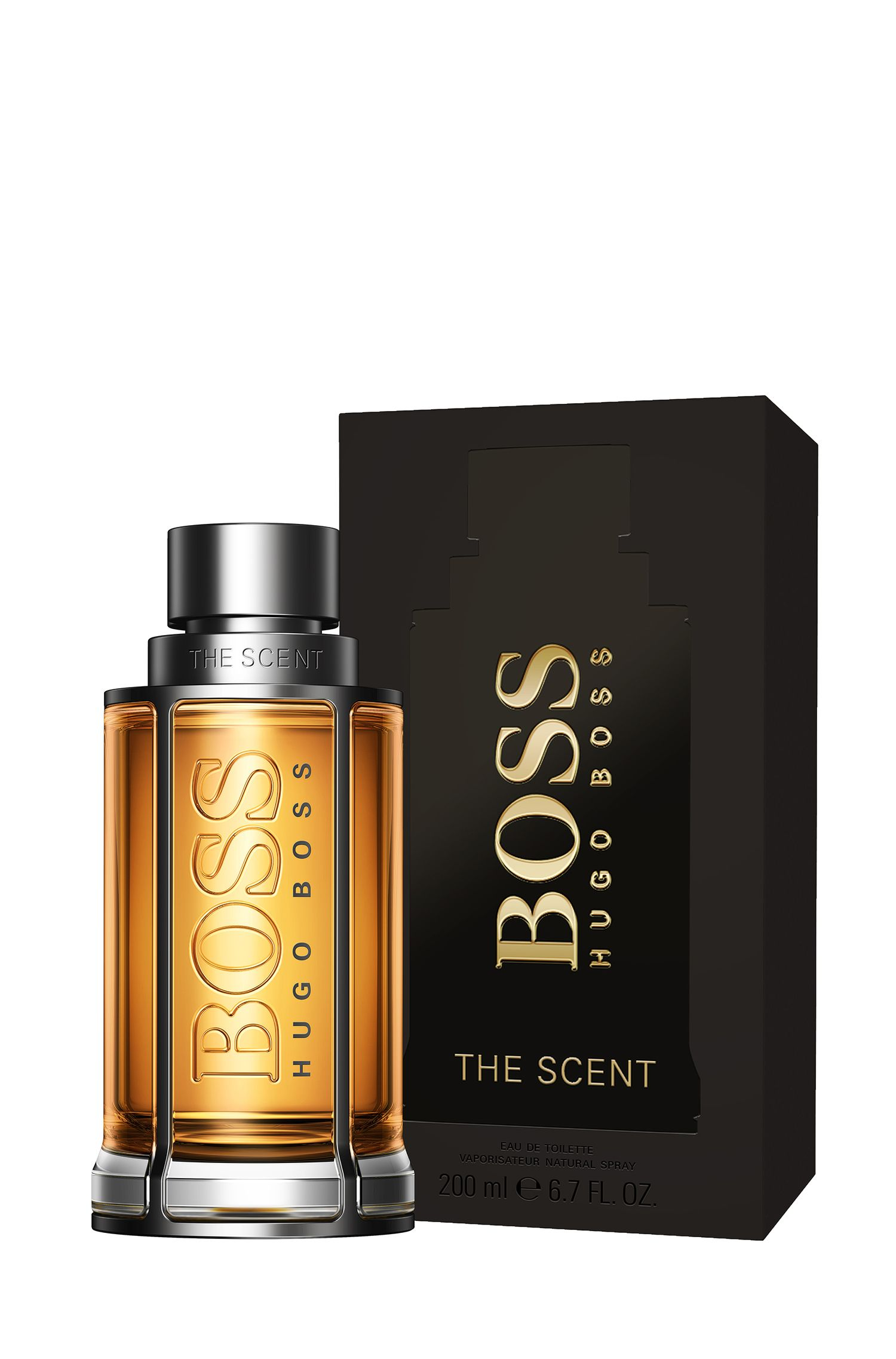 BOSS The Scent Eau de Toilette 200 ml, Assorted-Pre-Pack