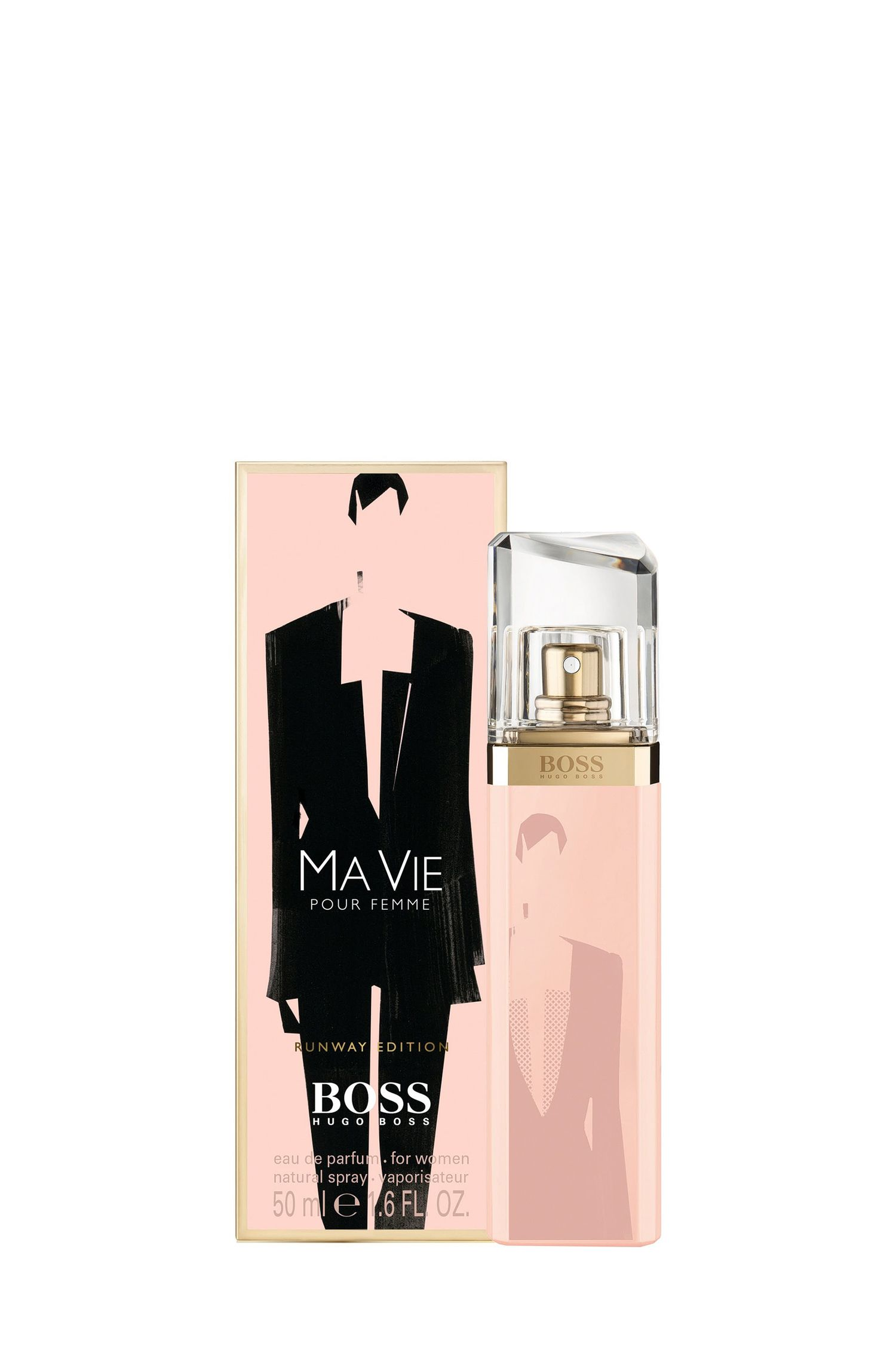'BOSS Ma Vie Runway Edition' Eau de Parfum 50 ml, Assorted-Pre-Pack