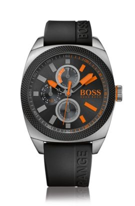 Montre-bracelet avec boîtier en acier inox: «HOLONDN», Assorted-Pre-Pack