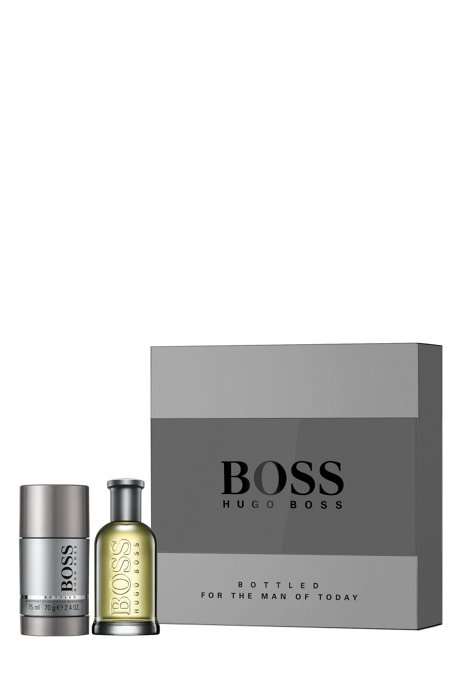 Gift set 'BOSS Bottled' with Eau de Toilette 50 ml and Deodorant Stick, Assorted-Pre-Pack