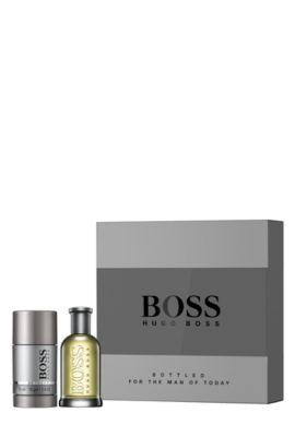 Cadeauset met 'BOSS Bottled' eau de toilette 50 ml en deostick, Assorted-Pre-Pack