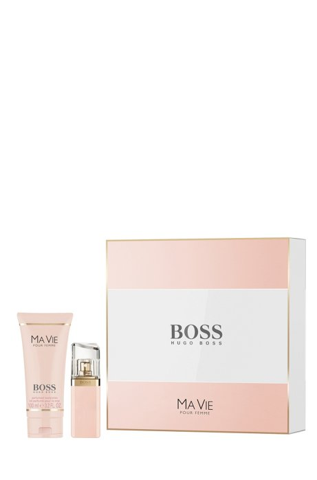 Gift set 'BOSS Ma Vie' with Eau de Parfum 30 ml and Body Lotion, Assorted-Pre-Pack