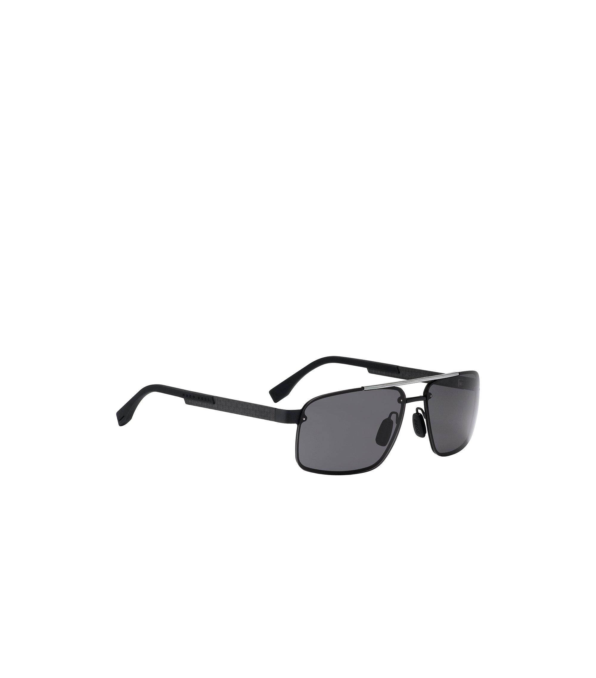 Navigator-Sonnenbrille mit schwarzer Metall-Fassung: 'BOSS 0773/S', Assorted-Pre-Pack