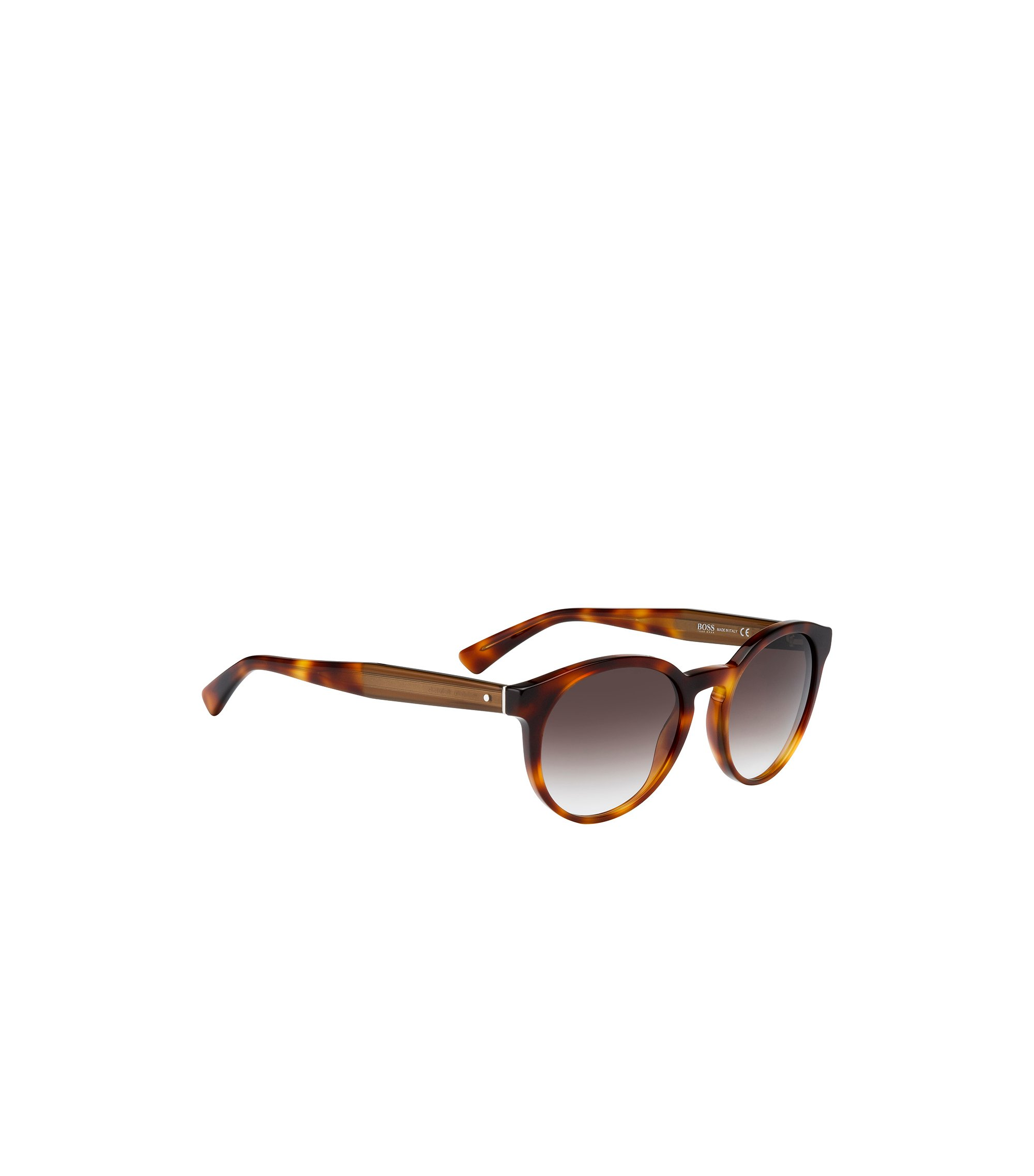 Braune Sonnenbrille im Panto-Stil: 'BOSS 0794/S', Assorted-Pre-Pack