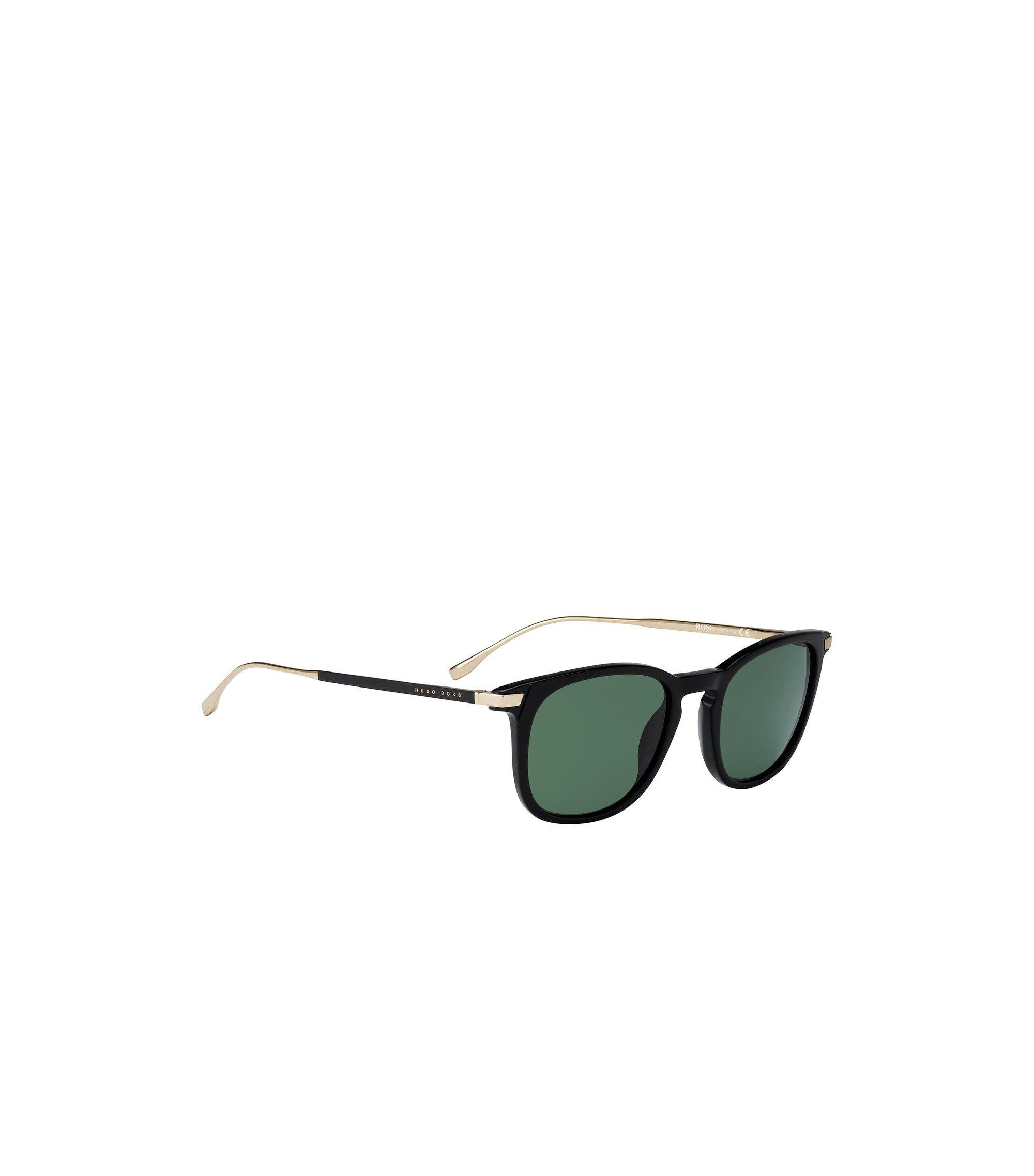 Schwarze Sonnenbrille mit markanter Vollrandfassung: 'BOSS 0783/S', Assorted-Pre-Pack