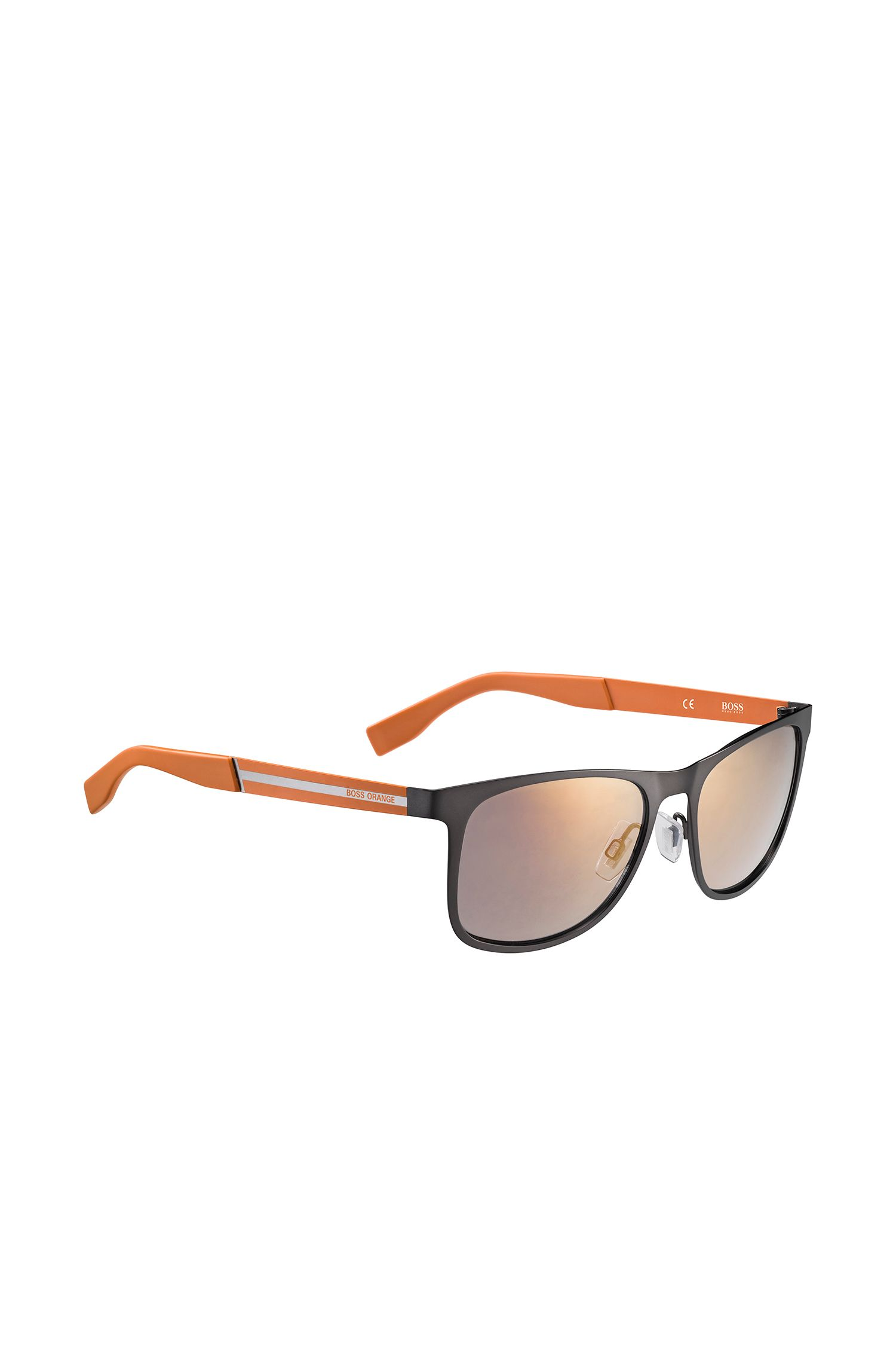Sunglasses in stainless steel: 'BO 0244/S'
