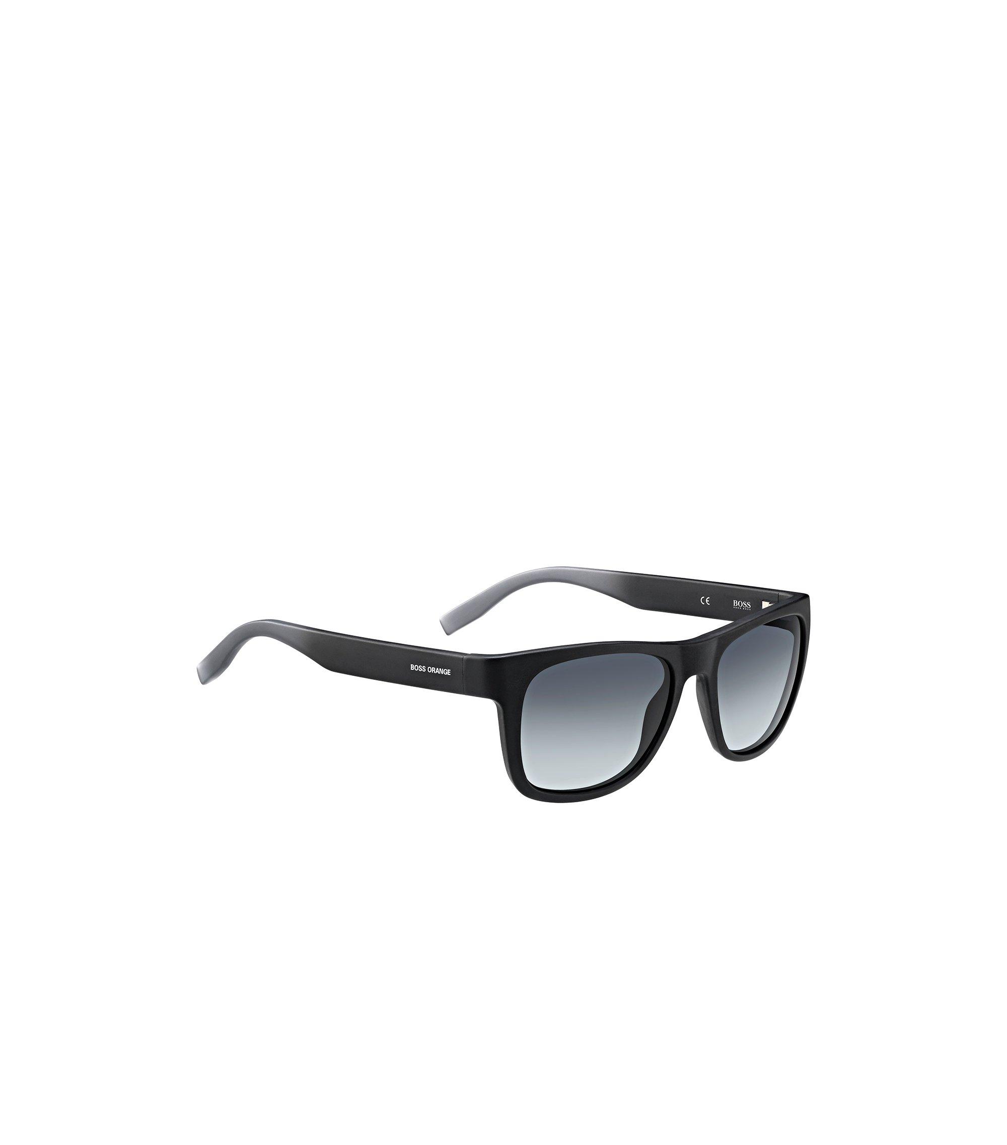Schwarze Sonnenbrille mit Fünf-Nieten-Scharnier: 'BO 0249/S', Assorted-Pre-Pack