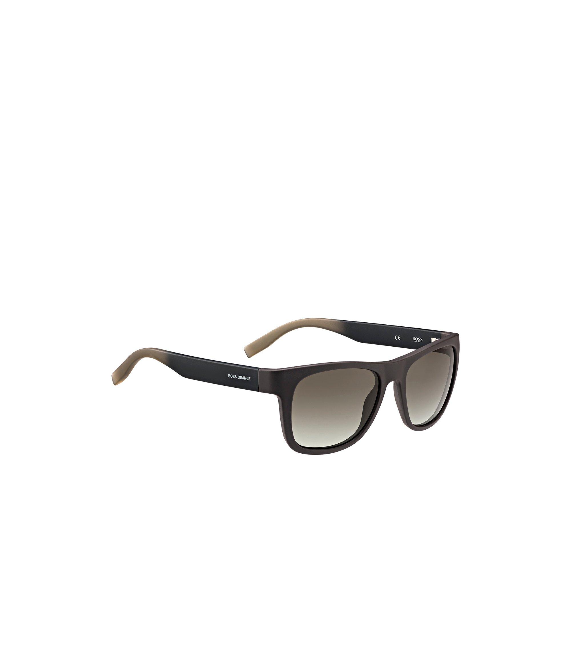Bruine zonnebril met vijfpuntsscharnier: 'BO 0249/S', Assorted-Pre-Pack