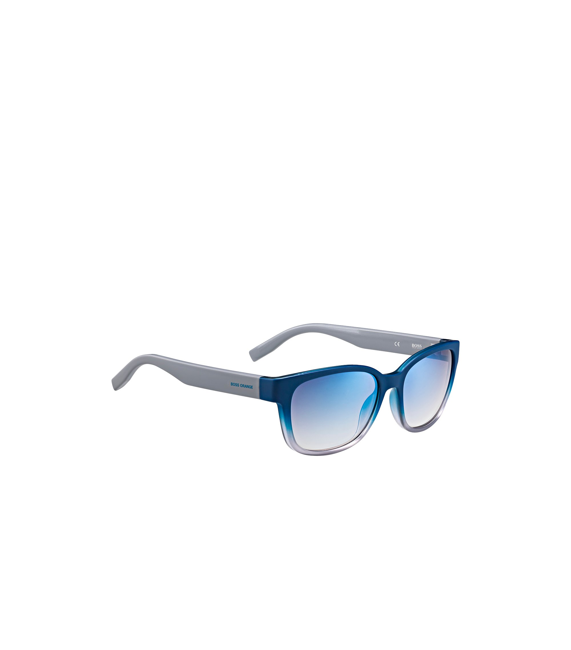 Blaue Sonnenbrille im Cat-Eye-Stil: 'BO0251/1', Assorted-Pre-Pack
