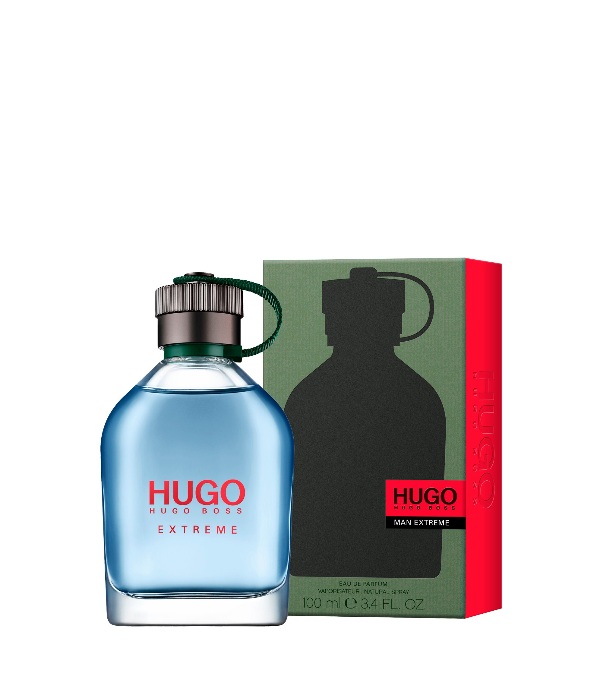 HUGO Man Extreme Eau de Parfum 100 ml, Assorted-Pre-Pack