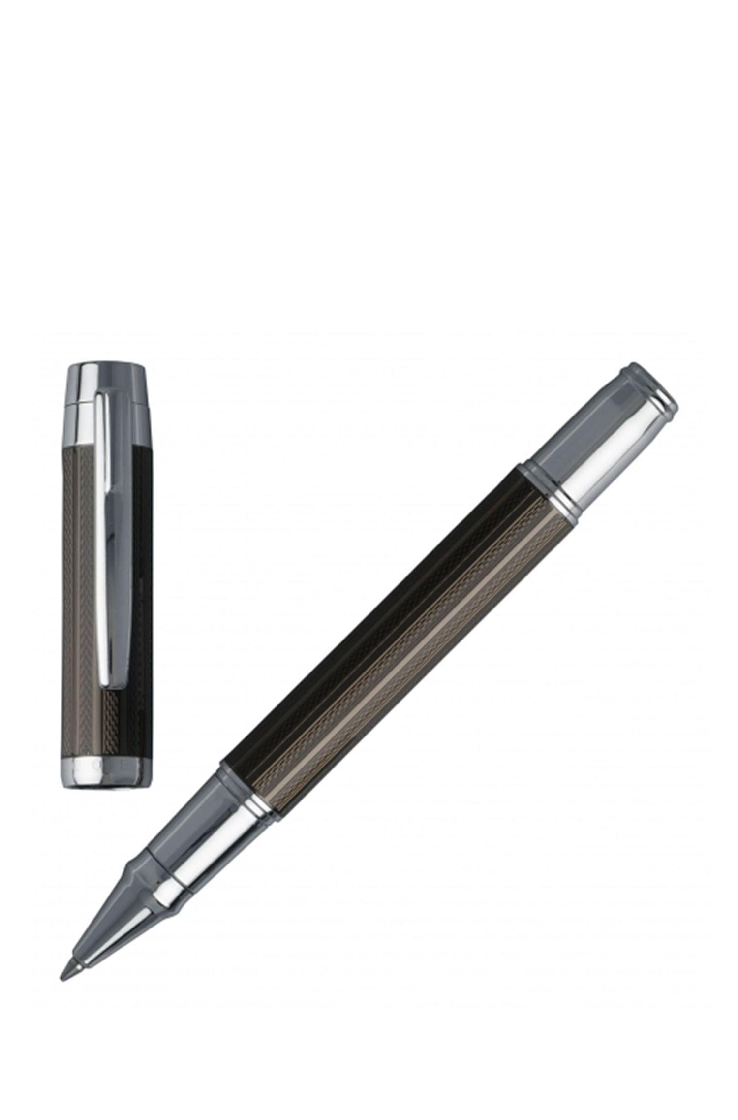 Inktroller met een zwart, technisch uitgevoerde huls