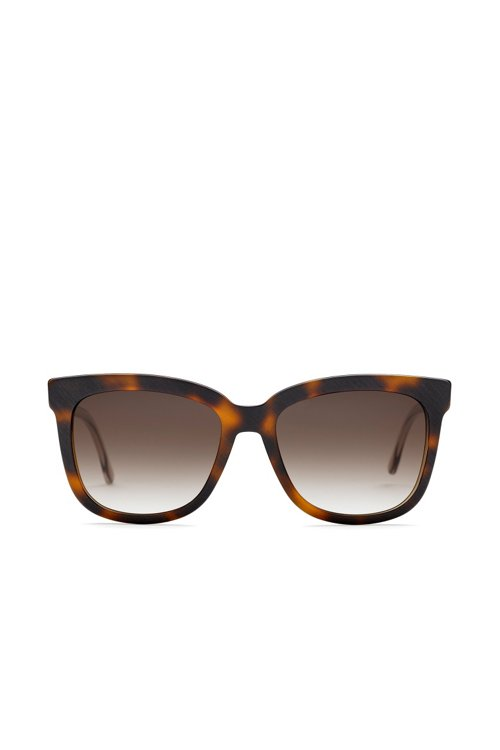 Hugo Boss - Sunglasses with fully-rimmed frames and transparent temples: 'BOSS 0850/S' - 3