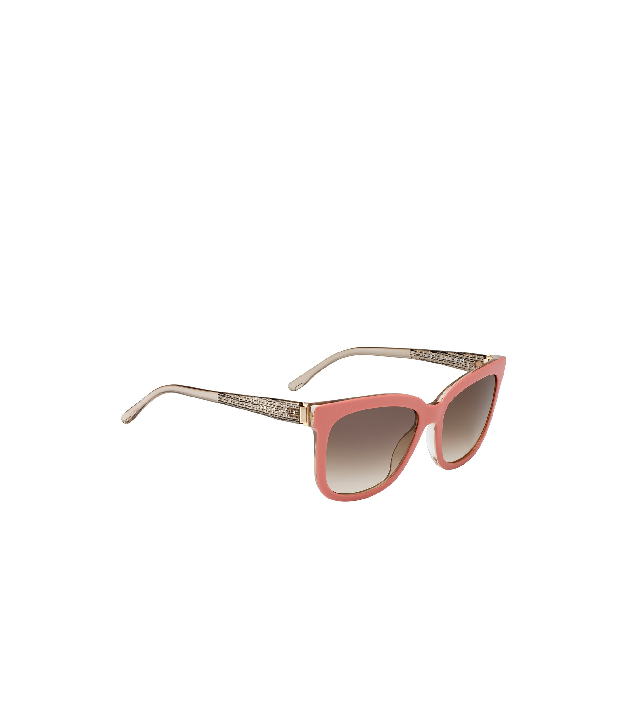 Gafas de sol con montura integral y patillas transparentes. 'BOSS 0850/S', Assorted-Pre-Pack