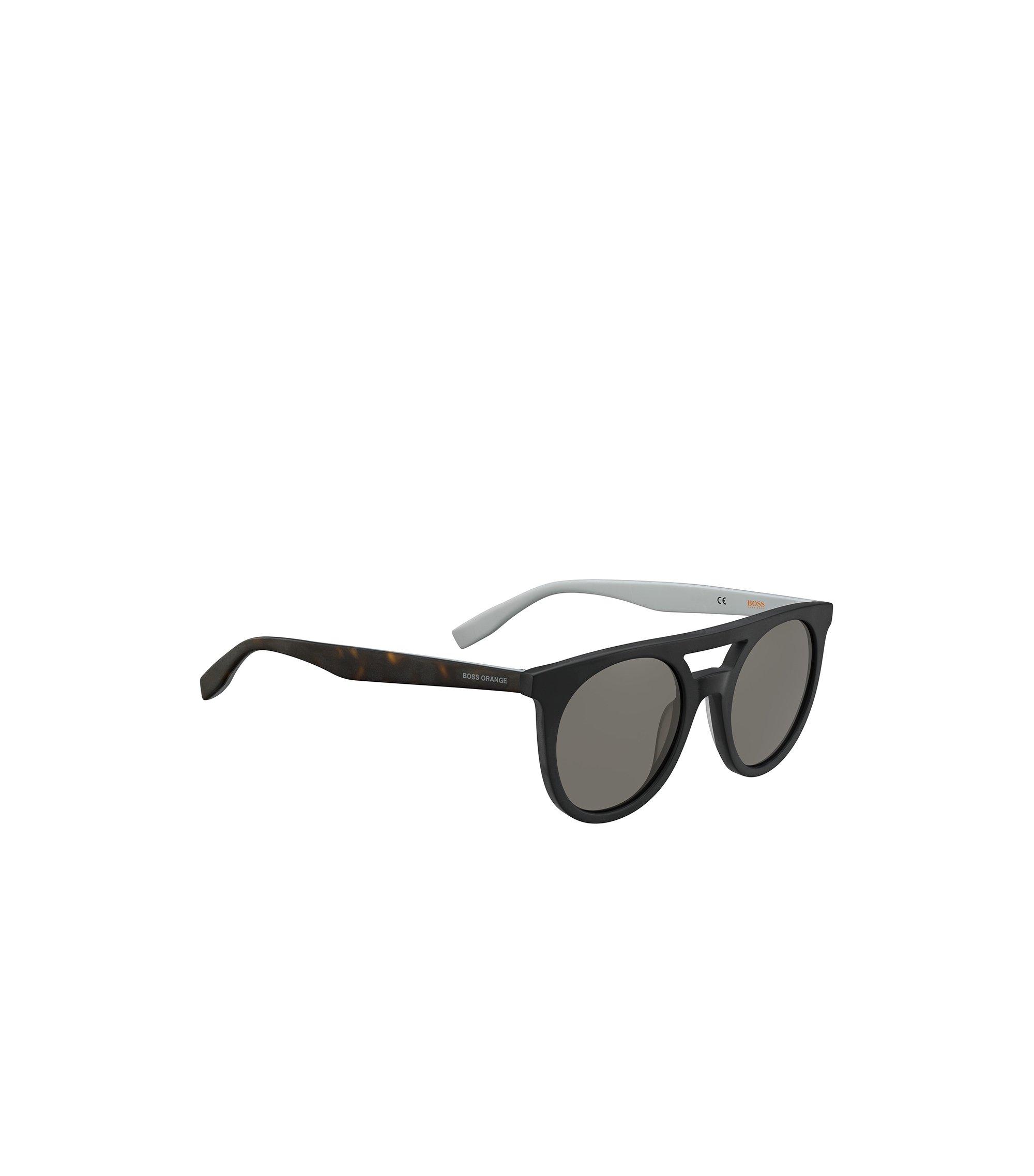 Uniseks zonnebril met poten met dessin: 'BO 0266/S', Assorted-Pre-Pack