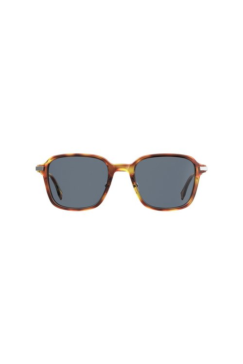 Hugo Boss - Vintage-style sunglasses with adjustable nosepads - 4