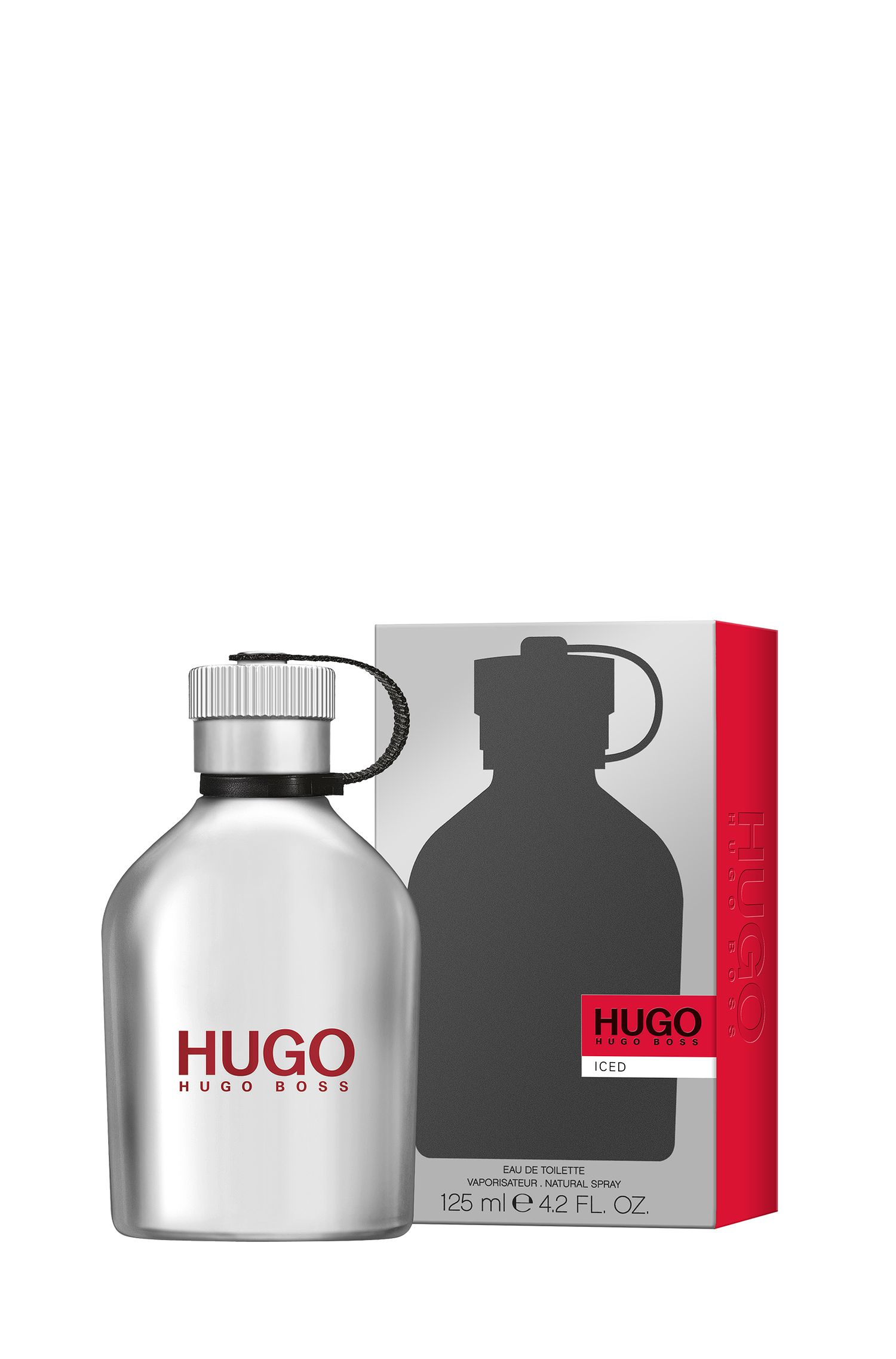Eau de Toilette 'HUGO Iced' 125 ml