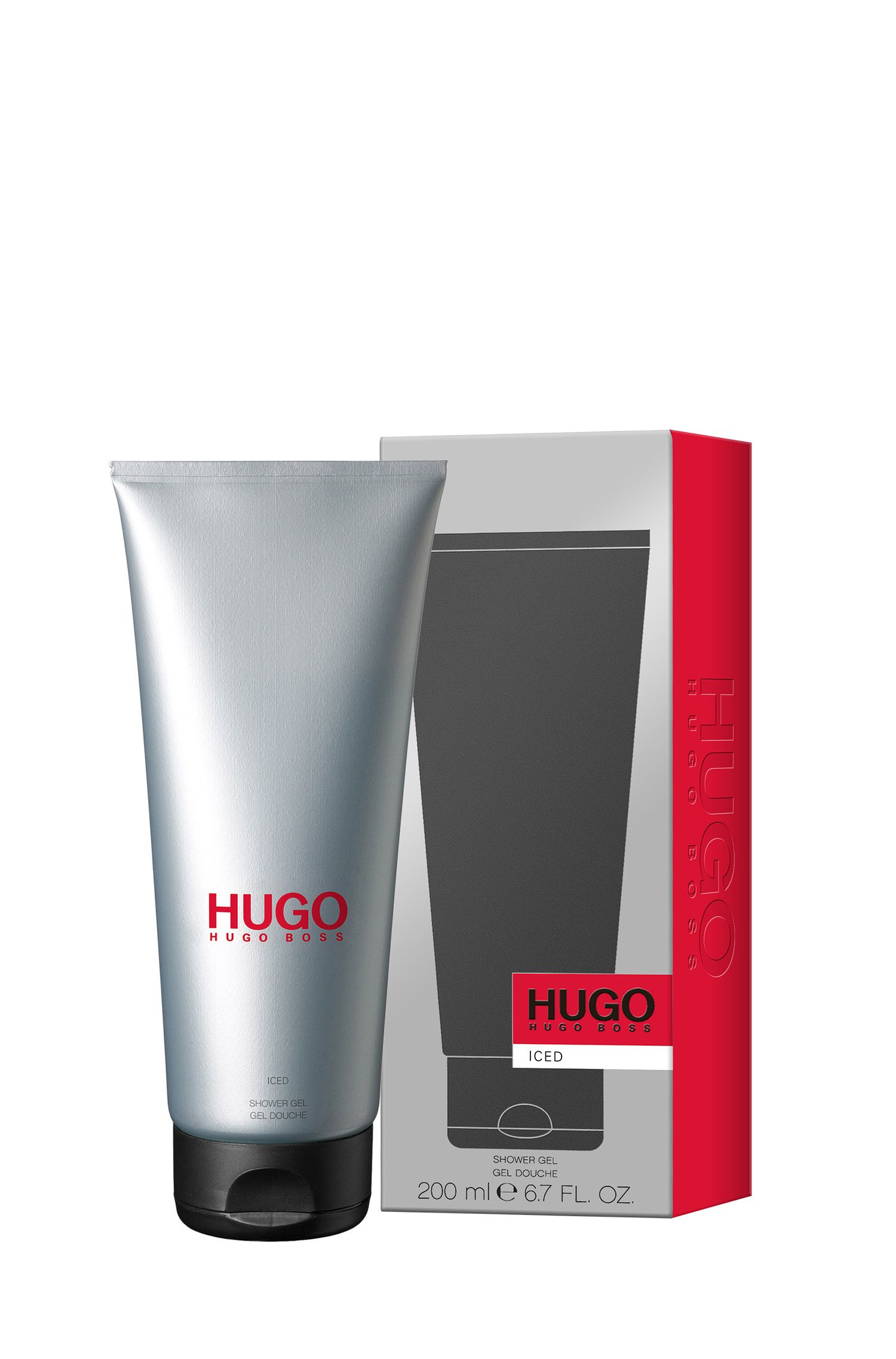 Gel de ducha HUGO Iced de 200 ml