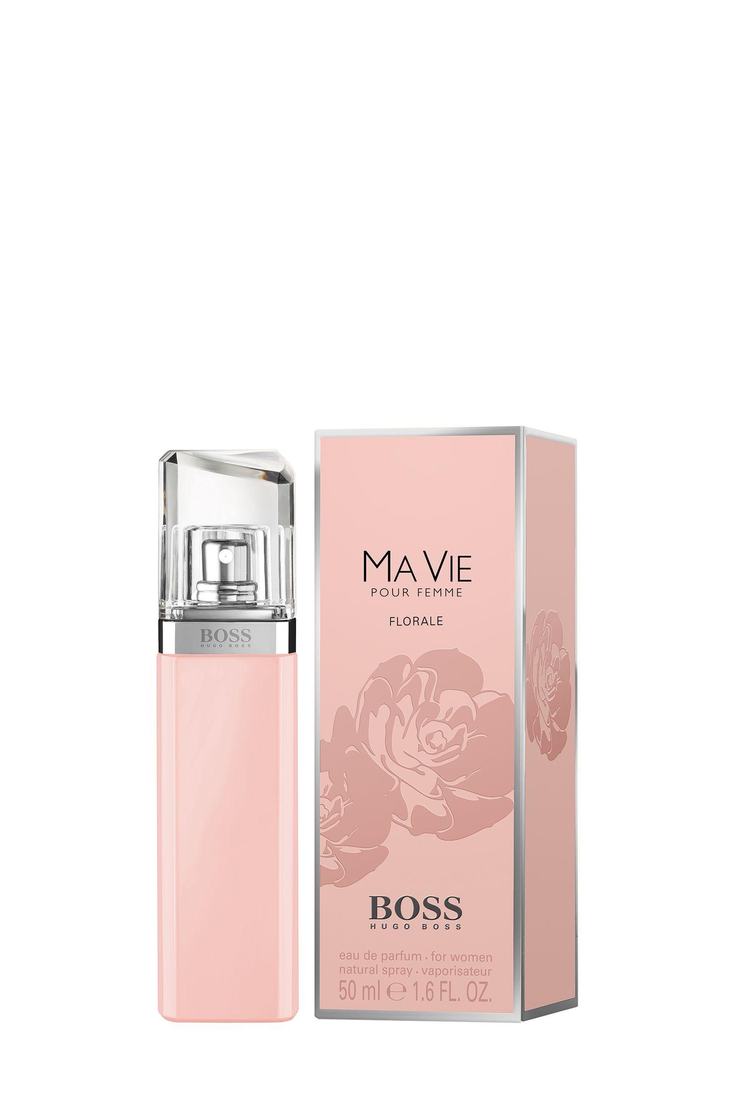 Eau de Parfum 'BOSS Ma Vie Florale' 50ml