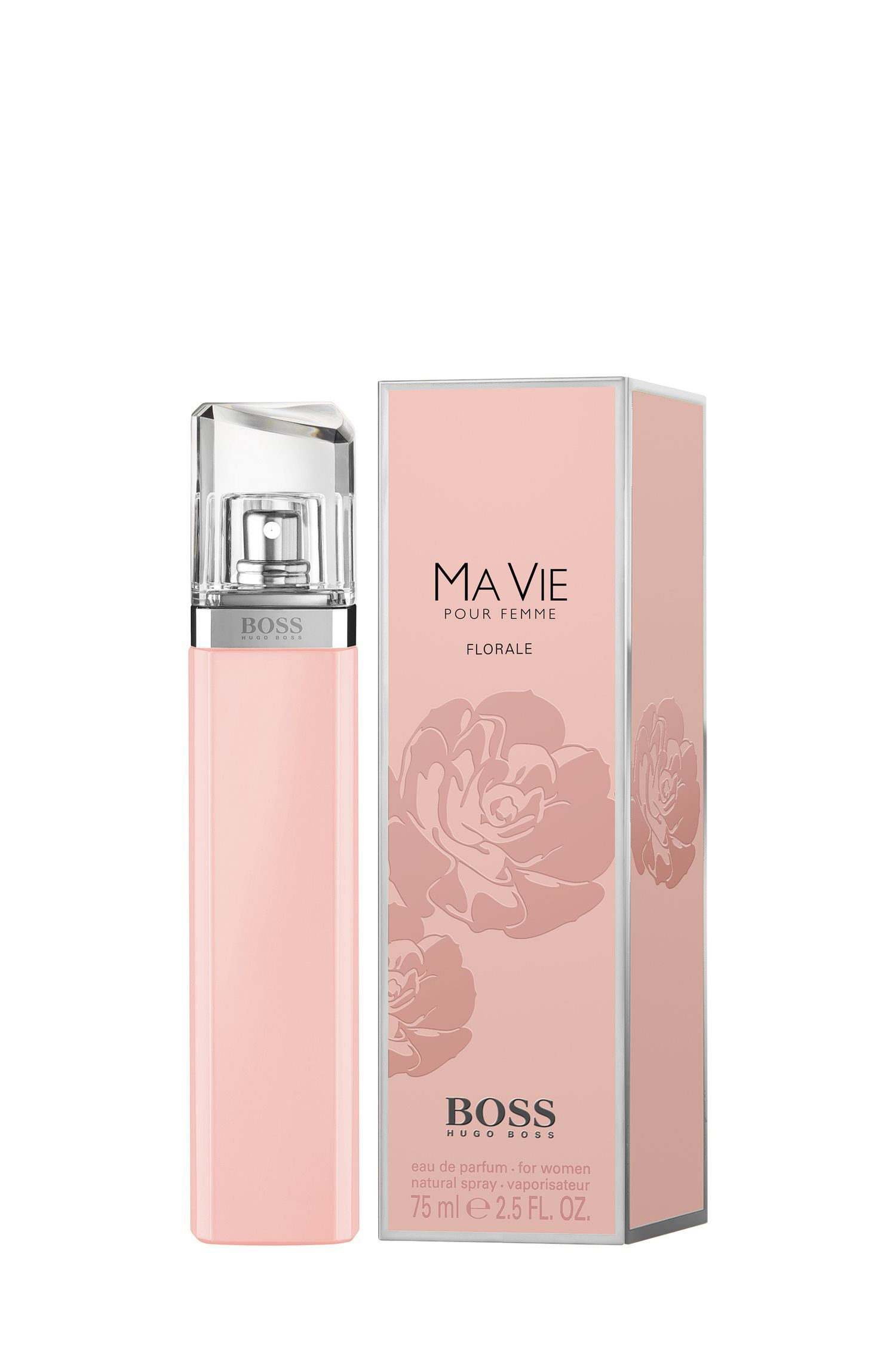 BOSS Ma Vie Florale eau de parfum 75ml, Assorted-Pre-Pack