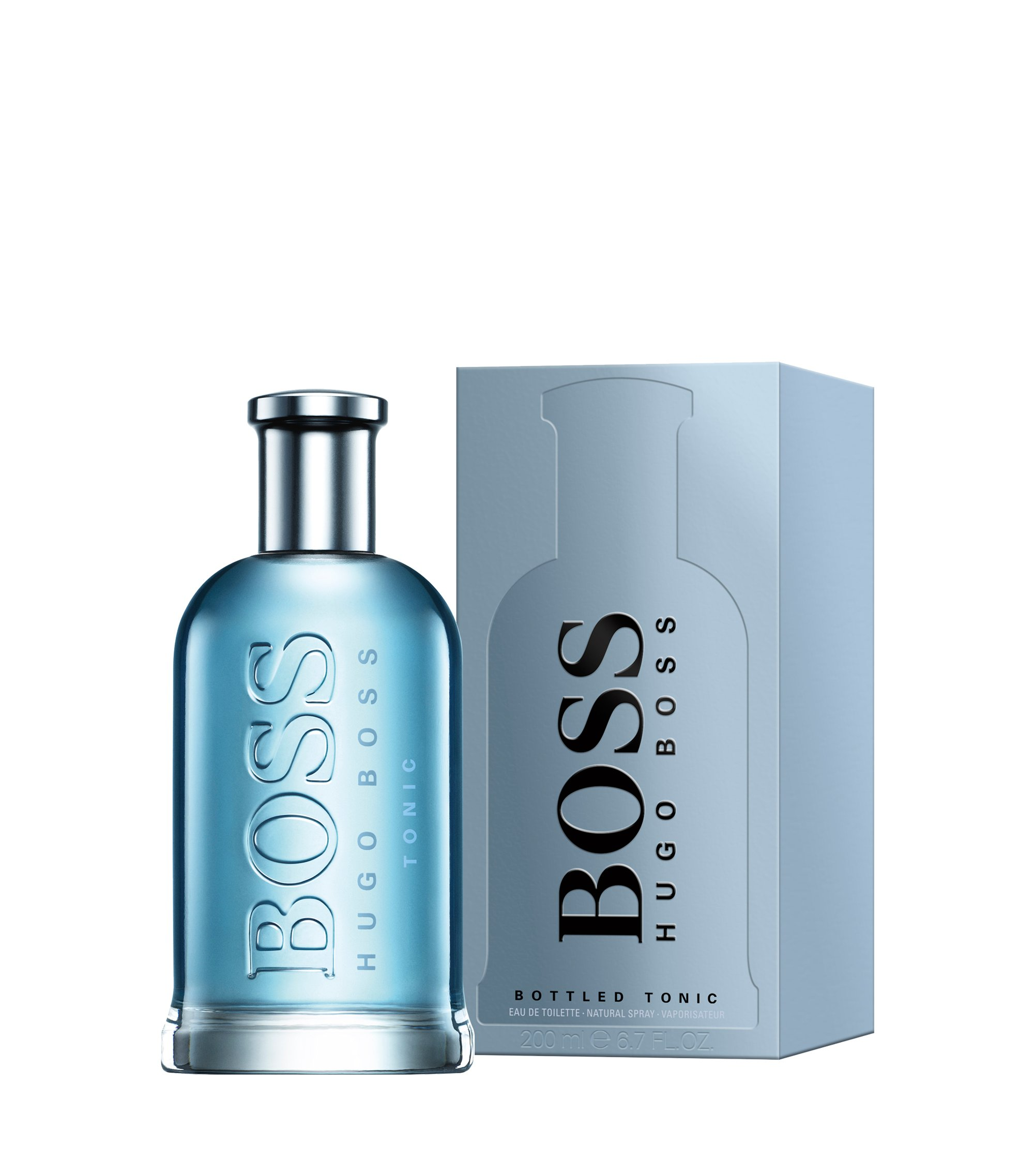 BOSS Bottled Tonic Eau de Toilette 200 ml, Assorted-Pre-Pack
