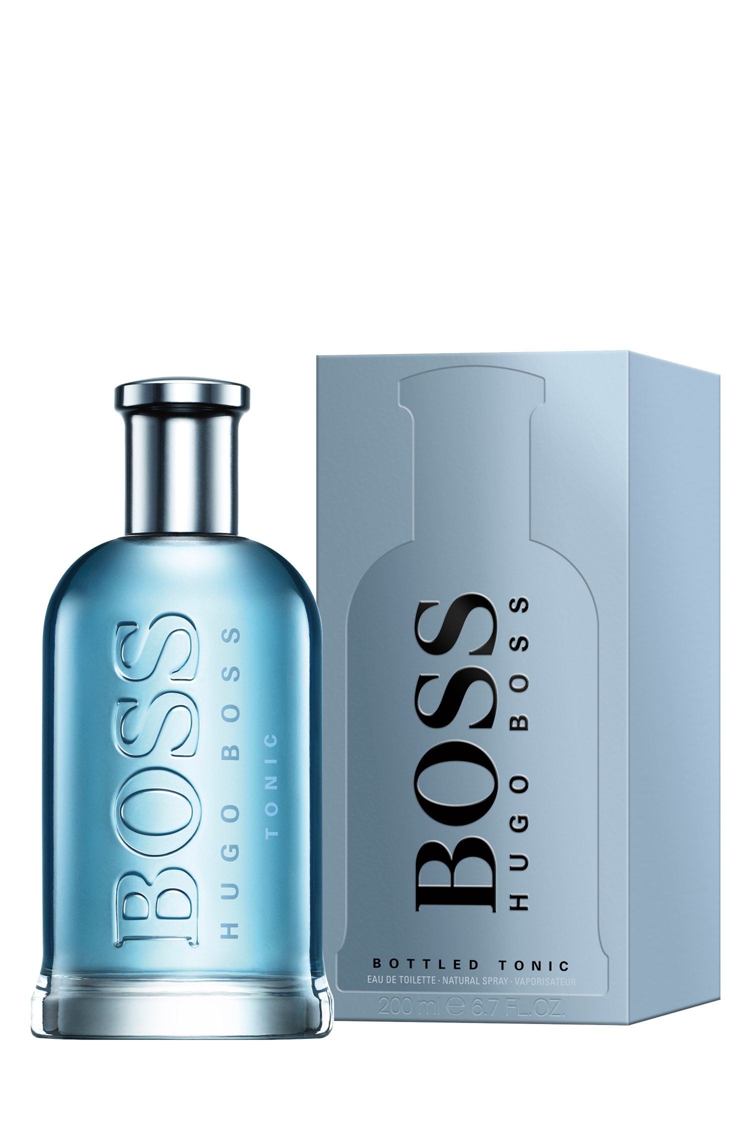 Eau de toilette BOSS Bottled Tonic de 200 ml, Assorted-Pre-Pack