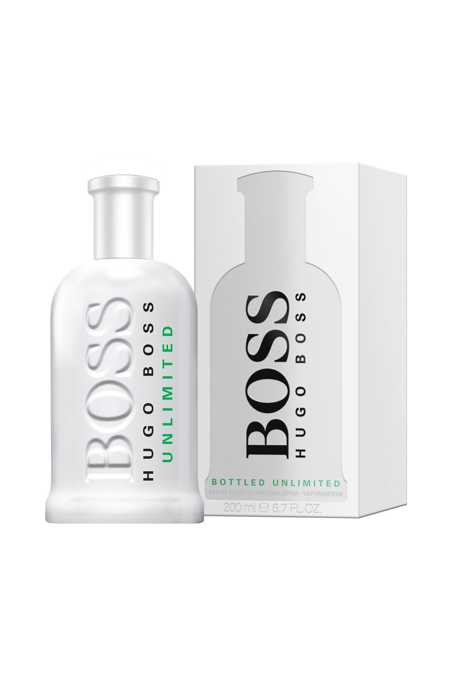 BOSS Bottled Unlimited Eau de Toilette 200 ml, Assorted-Pre-Pack