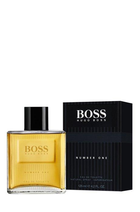 beliebte Geschäfte zuverlässigste heiß seeling original BOSS - BOSS Number One eau de toilette 125ml