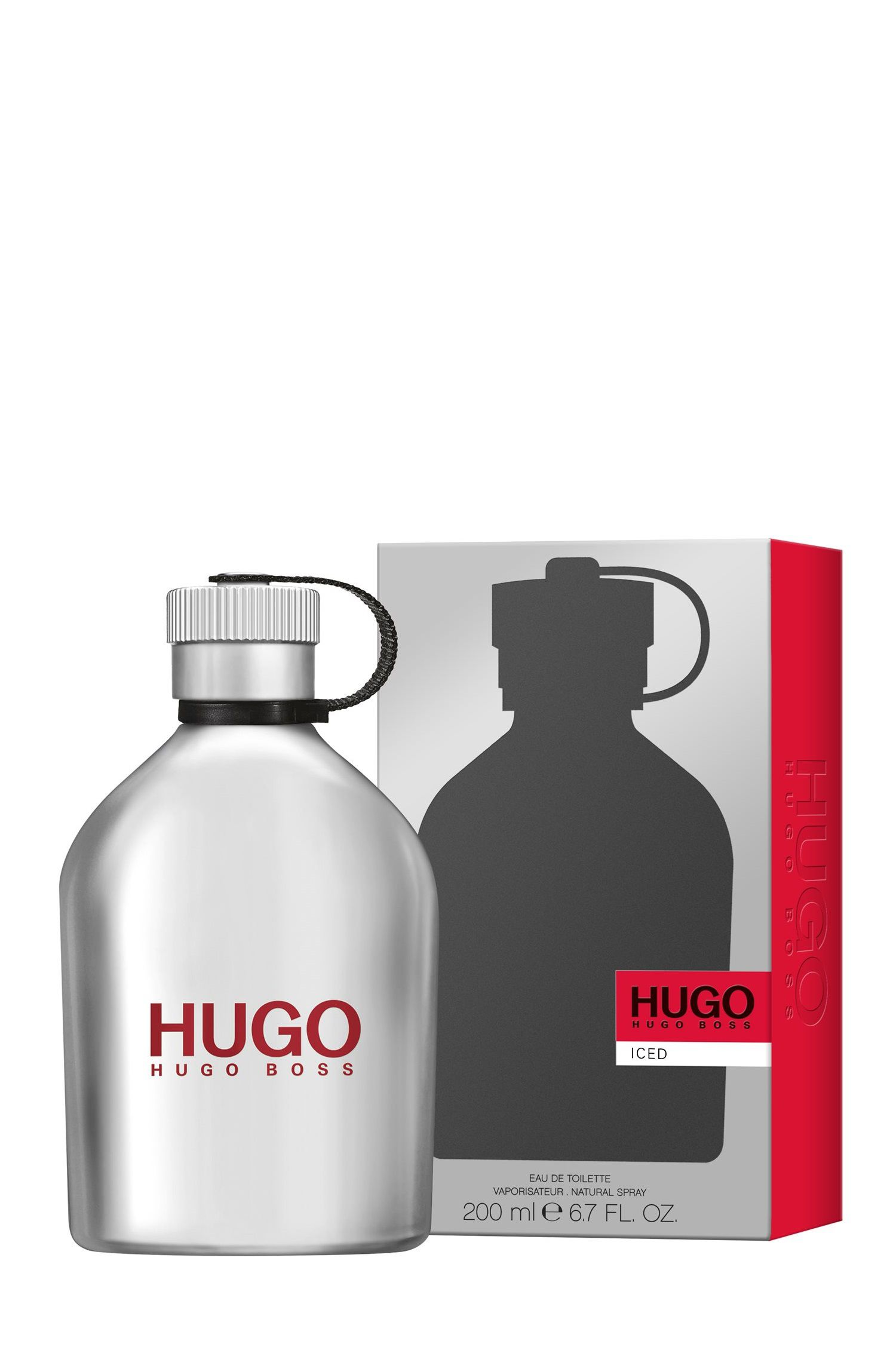 HUGO Iced Eau de Toilette 200 ml, Assorted-Pre-Pack