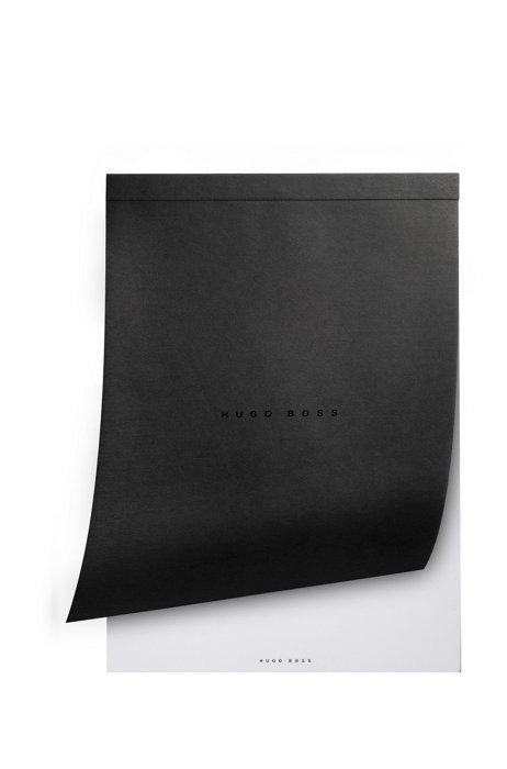 Nachfüllblätter für ein DIN-A4-Notizbuch, Weiß