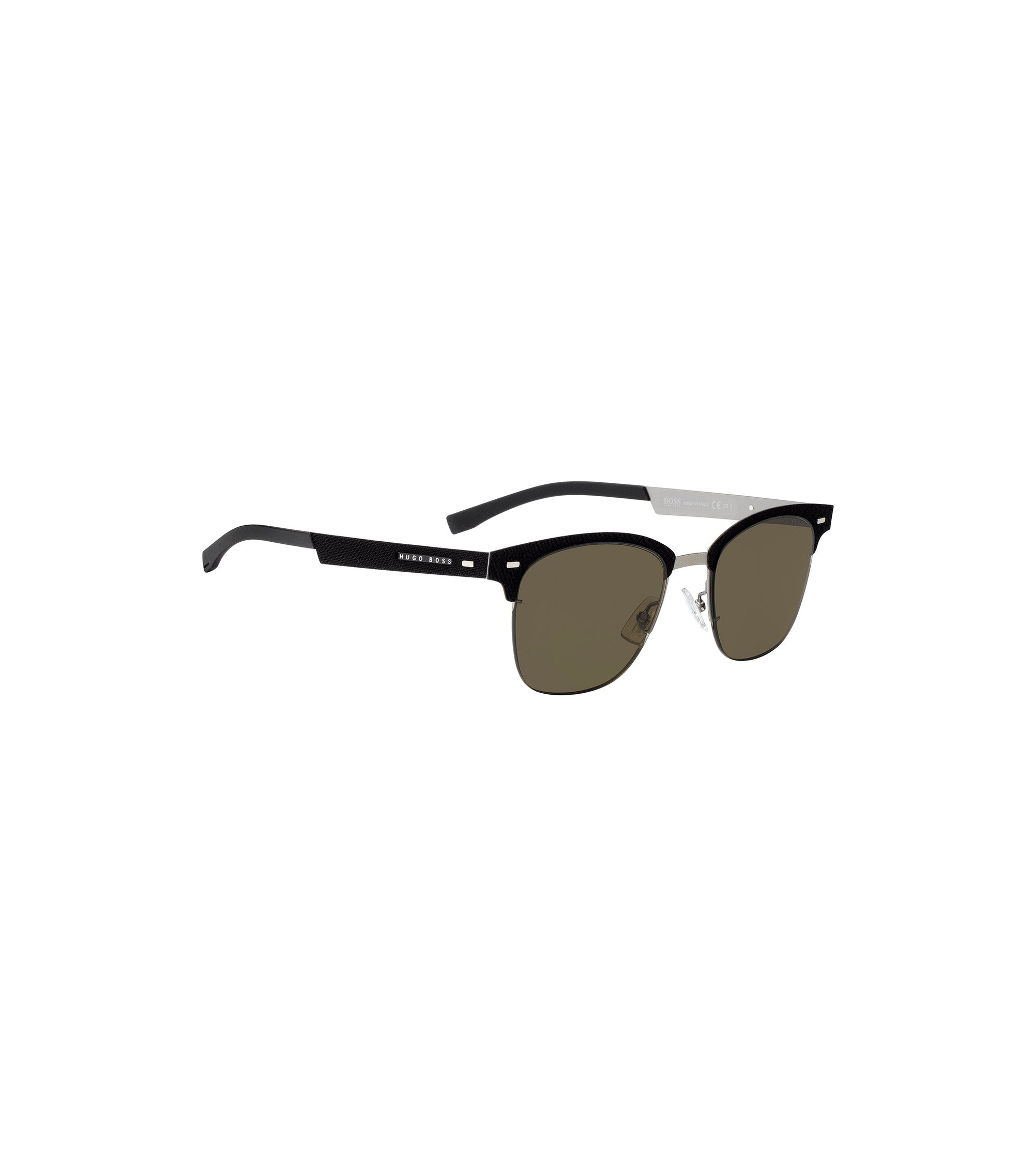 Ultra-light sunglasses with hand-crafted detail, Assorted-Pre-Pack