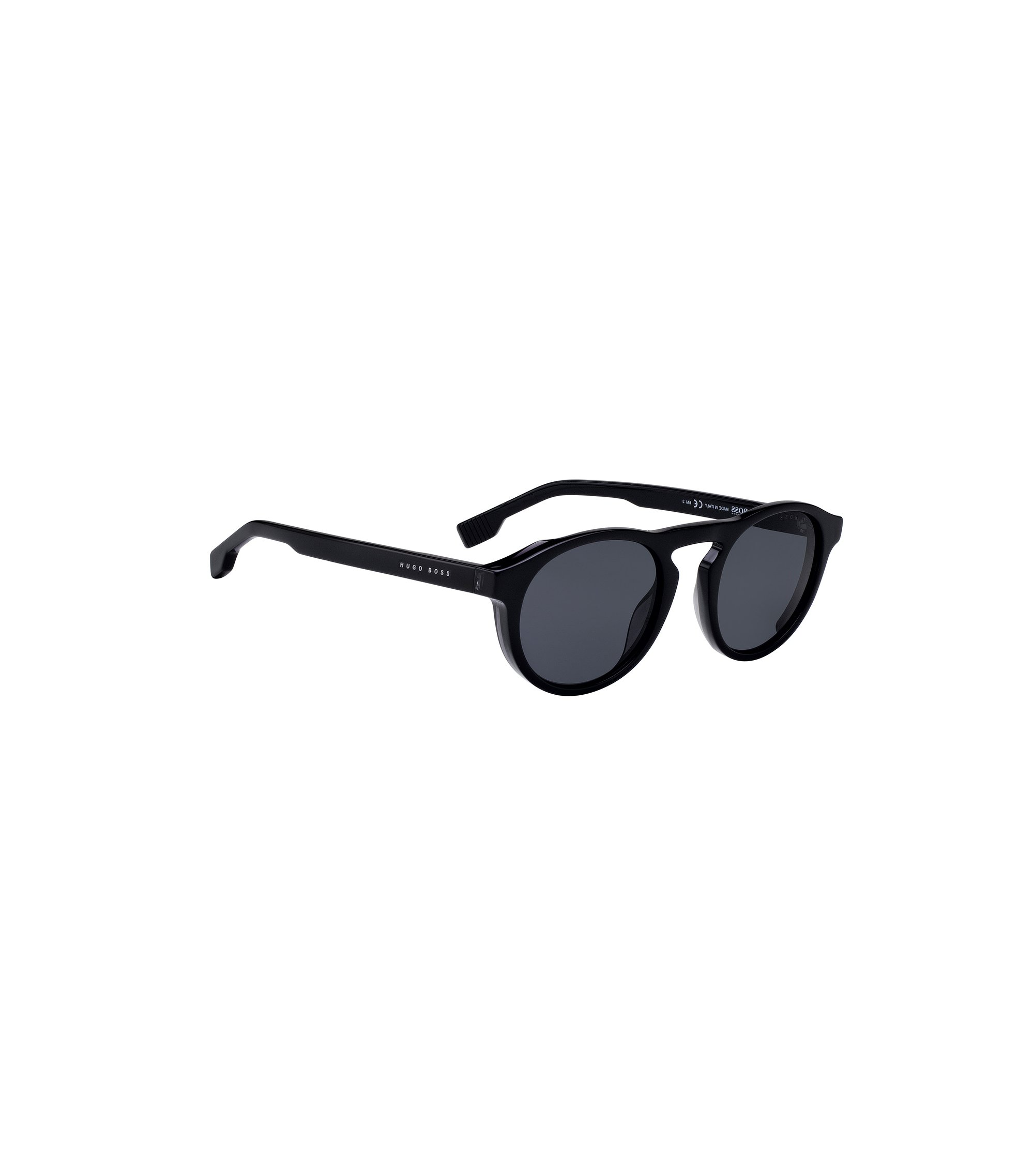Full-acetate sunglasses with keyhole nose, Assorted-Pre-Pack