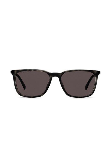 Sonnenbrille aus Optyl mit flexiblen Scharnieren und farbigen Gläsern TUb5s
