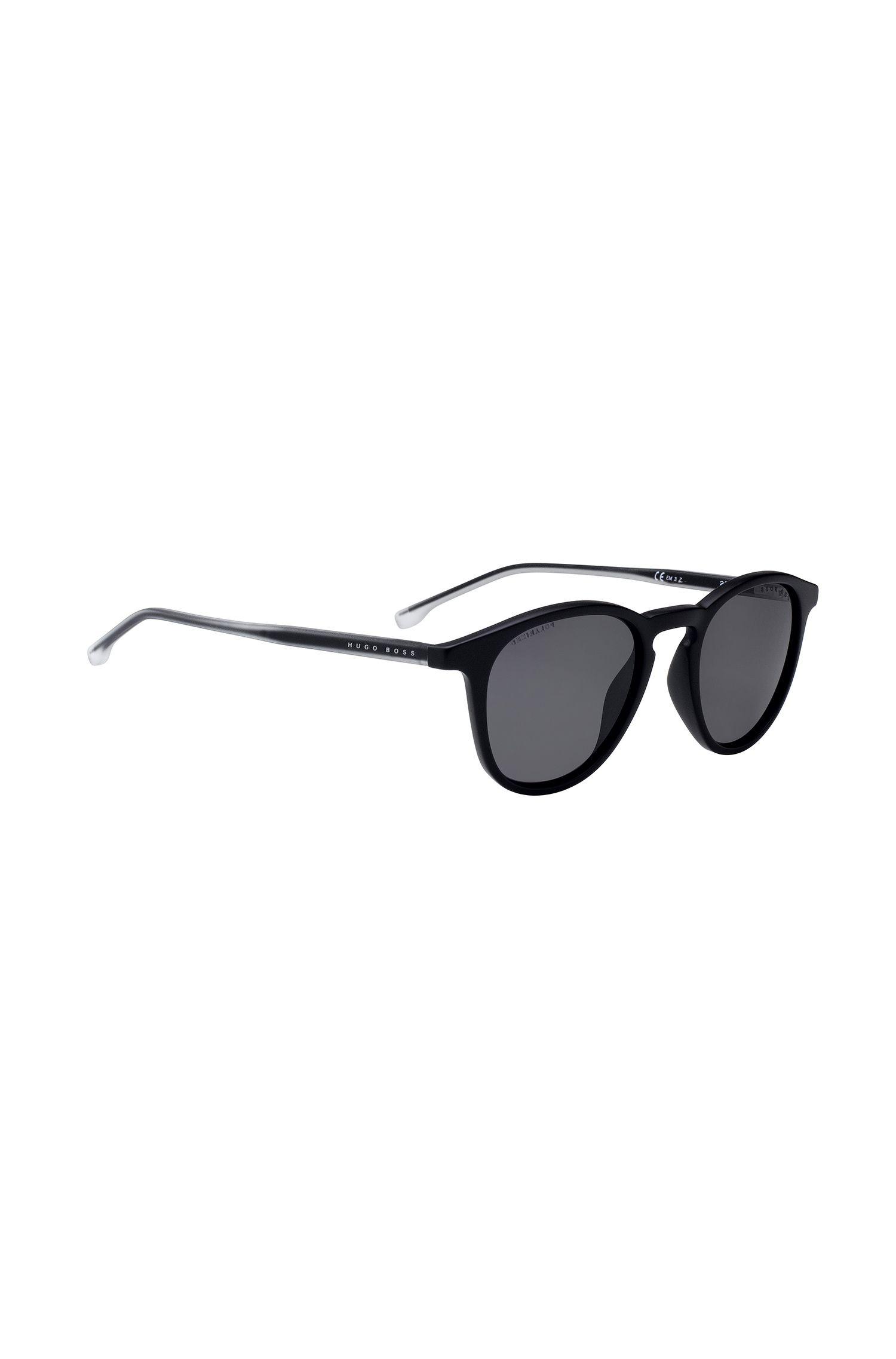 Sonnenbrille aus Optyl mit polarisierten Gläsern
