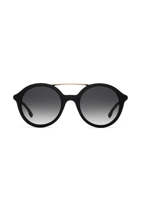 Sonnenbrille mit Acetatrahmen und Doppelsteg OBUoVL