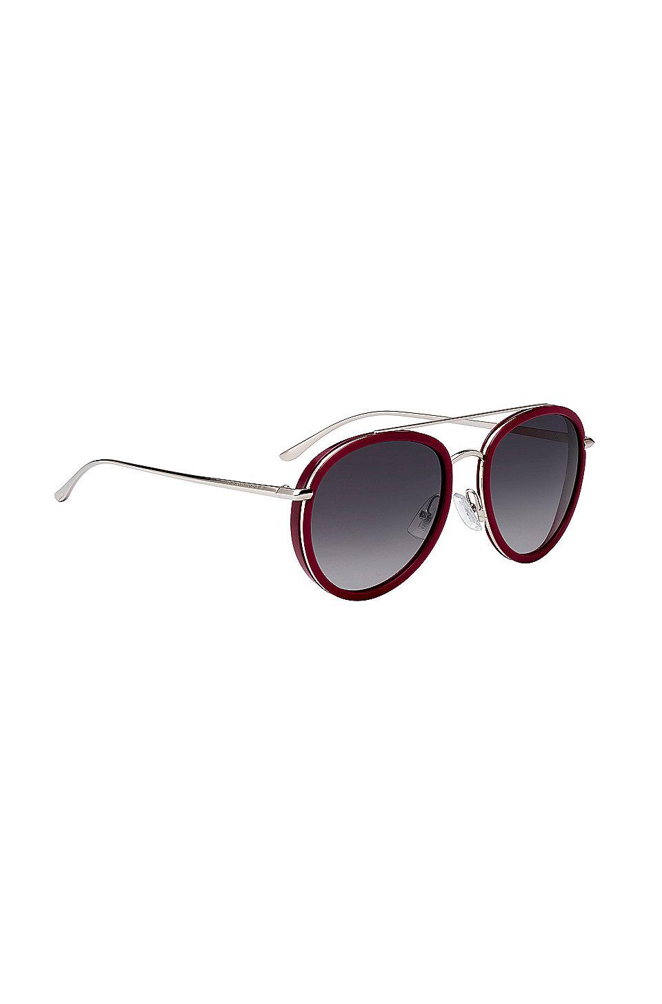 Sonnenbrille 'BOSS 0662/S' aus Acetat Yc6vSrX3yX