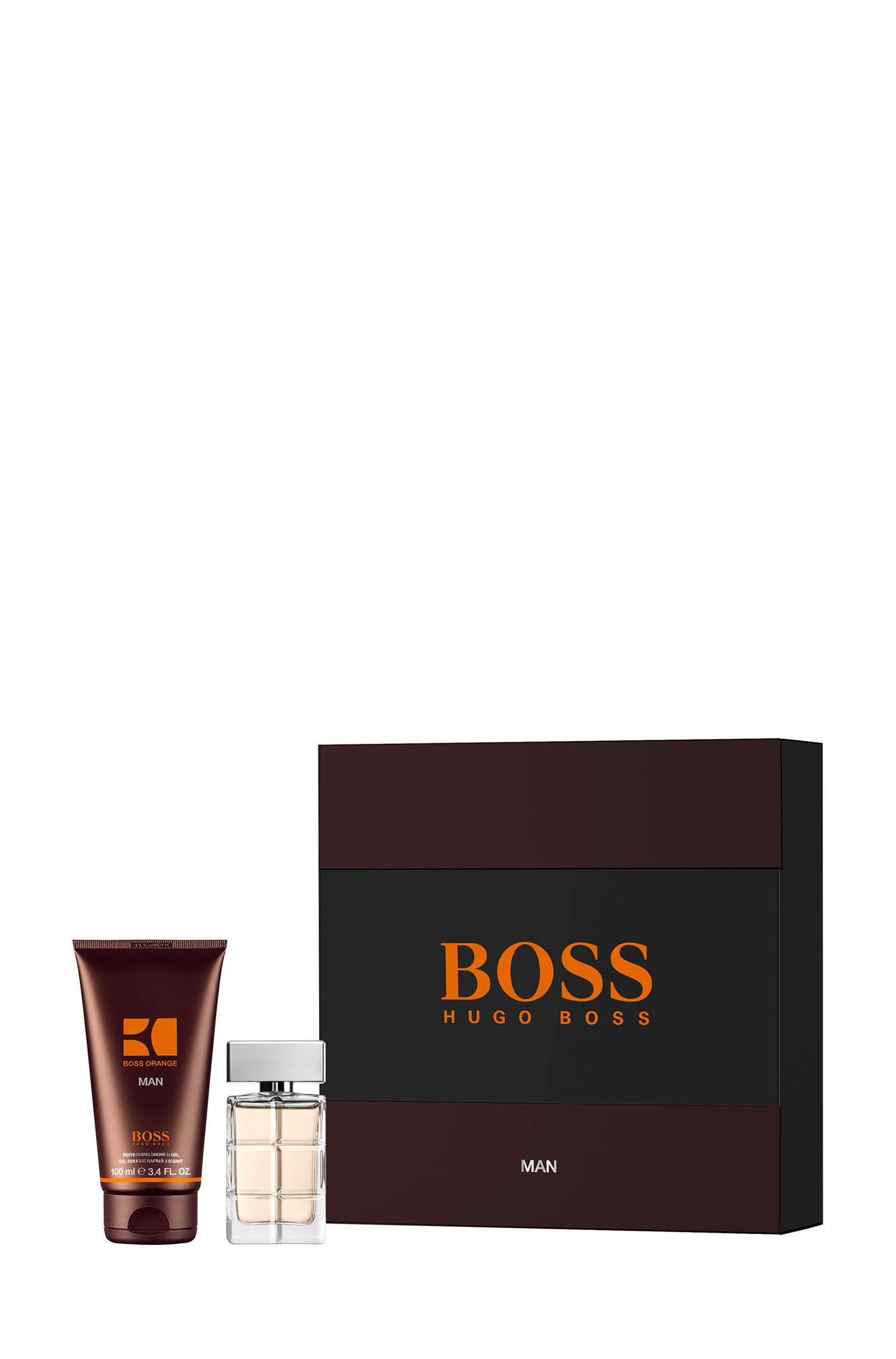 Duft BOSS Orange Man im Geschenk-Set