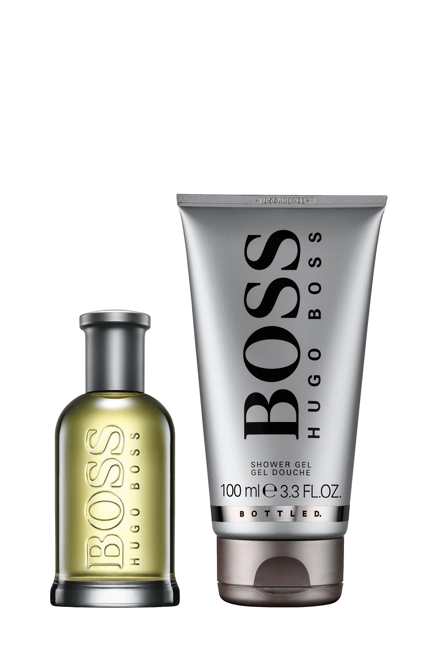 Coffret cadeau parfum BOSS Bottled