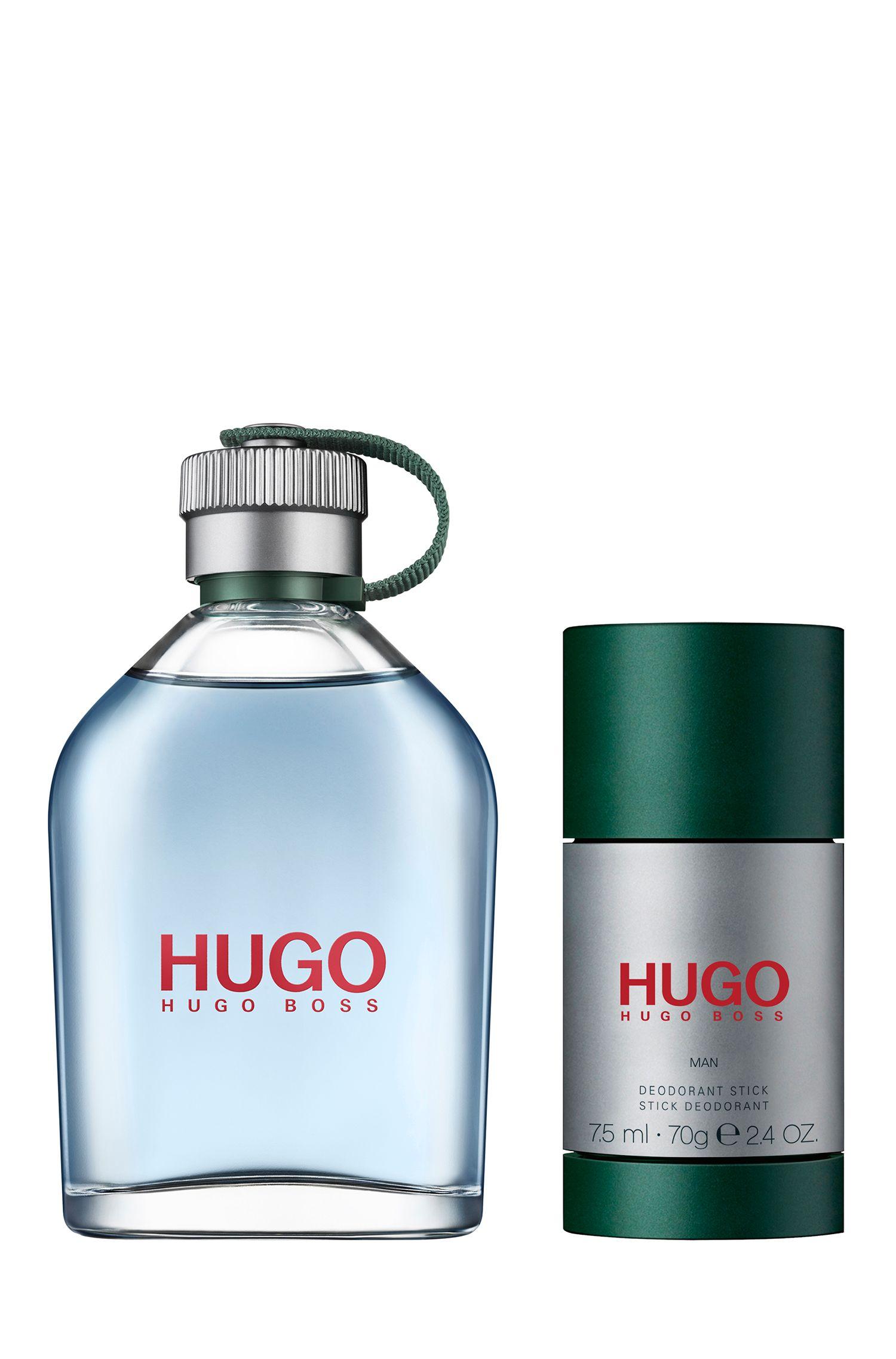 Duft und Deodorant HUGO Man im Geschenk-Set, Assorted-Pre-Pack