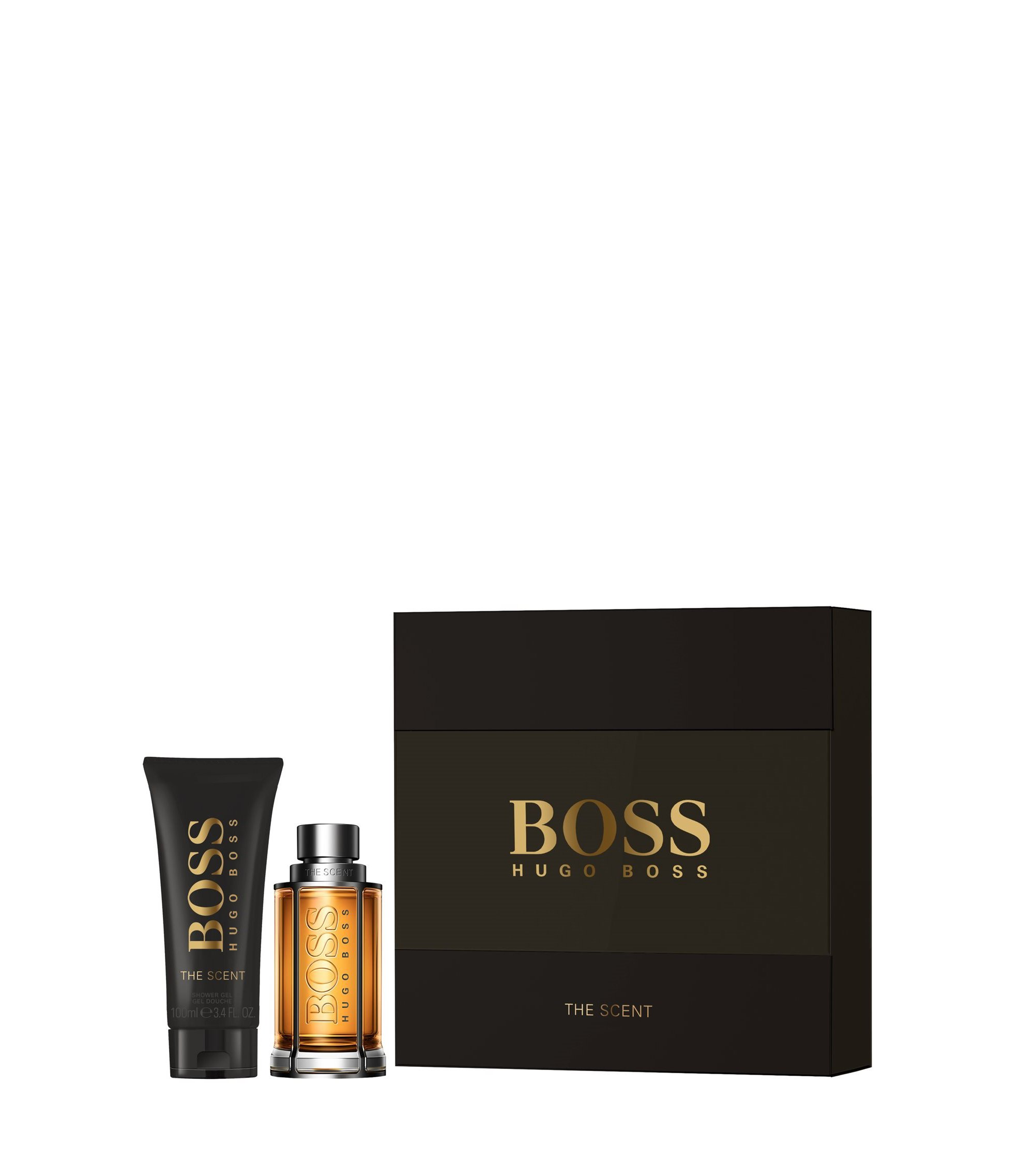 BOSS The Scent fragrance gift set, Assorted-Pre-Pack