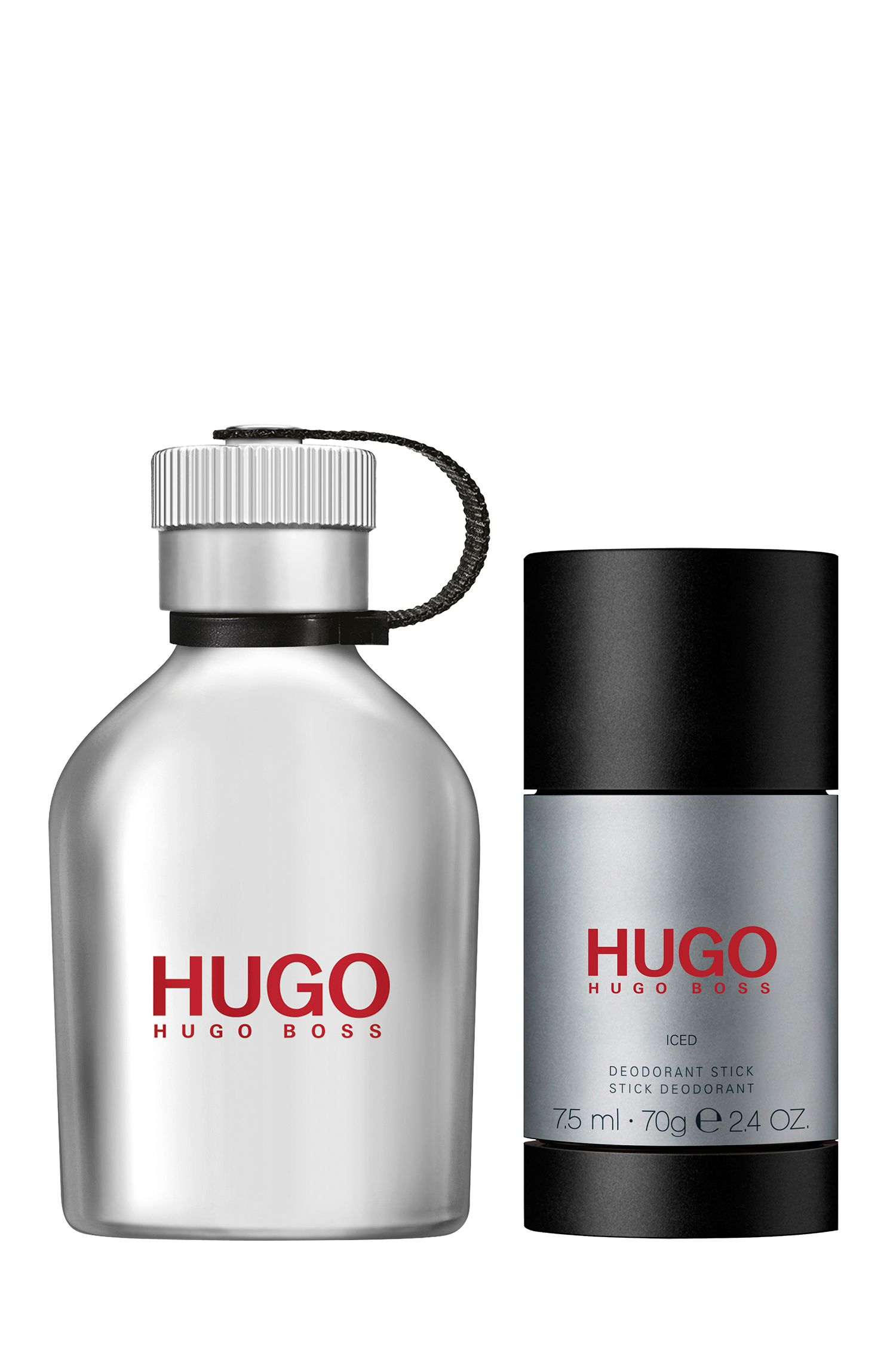 HUGO Iced fragrance gift set