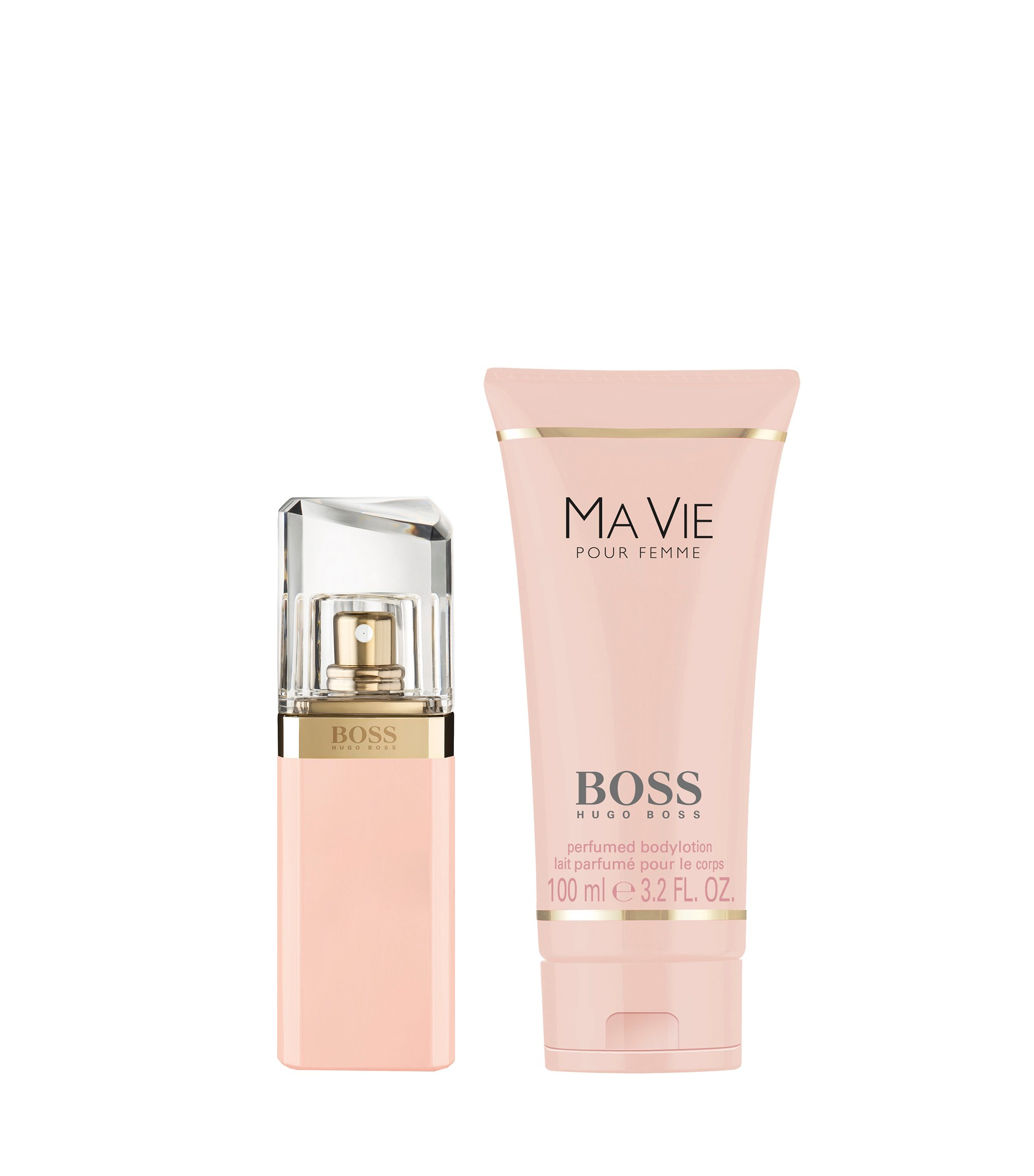 Set de regalo del perfume BOSS Ma Vie, Assorted-Pre-Pack
