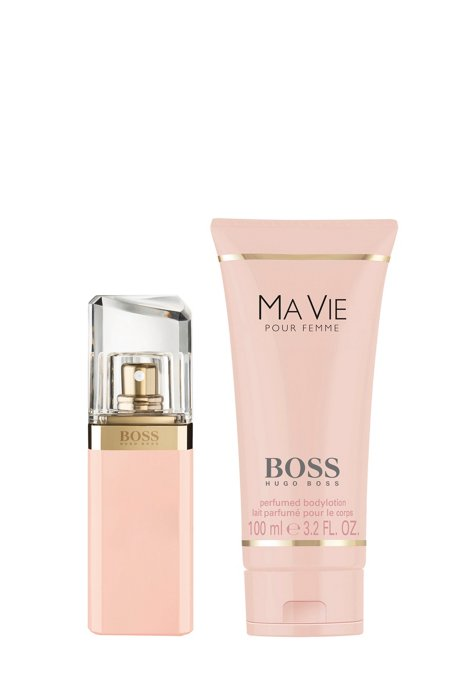 BOSS Ma Vie fragrance gift set, Assorted-Pre-Pack