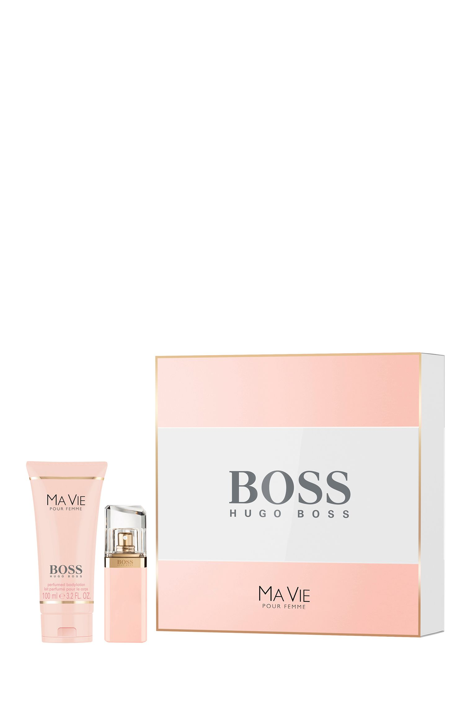 BOSS Ma Vie Geschenk-Set, Assorted-Pre-Pack