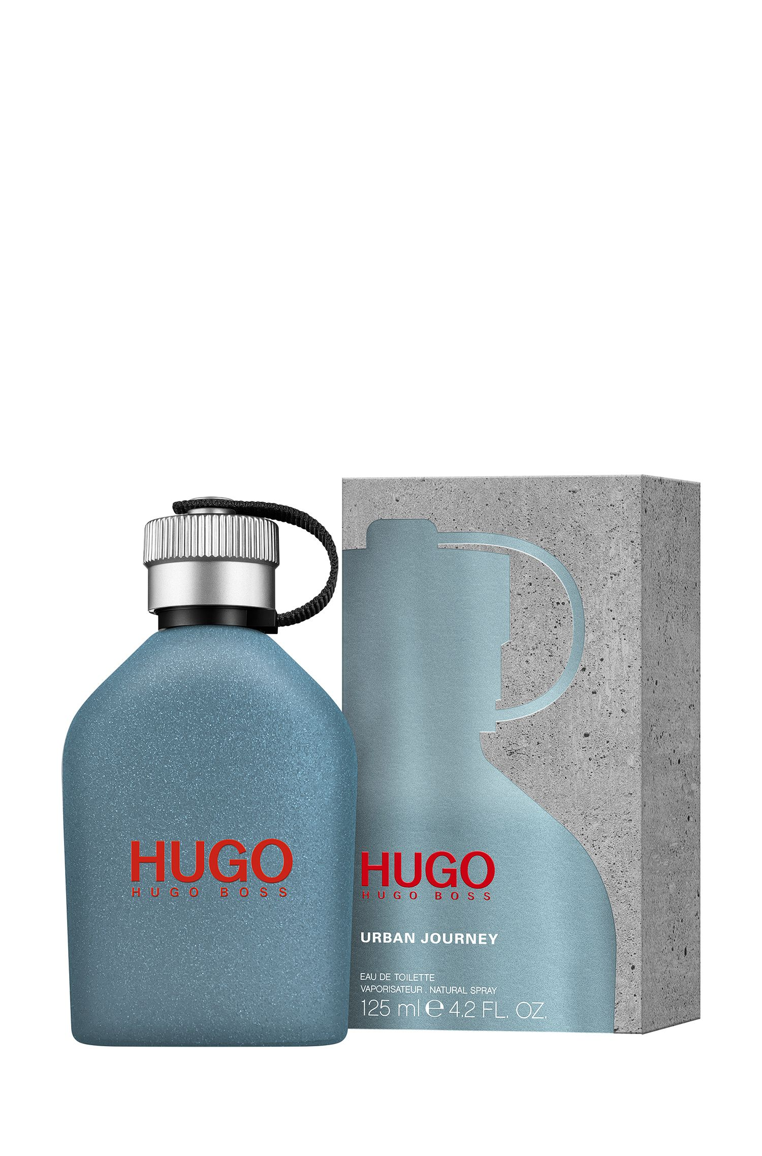 HUGO Urban Journey 125ml eau de toilette, Assorted-Pre-Pack